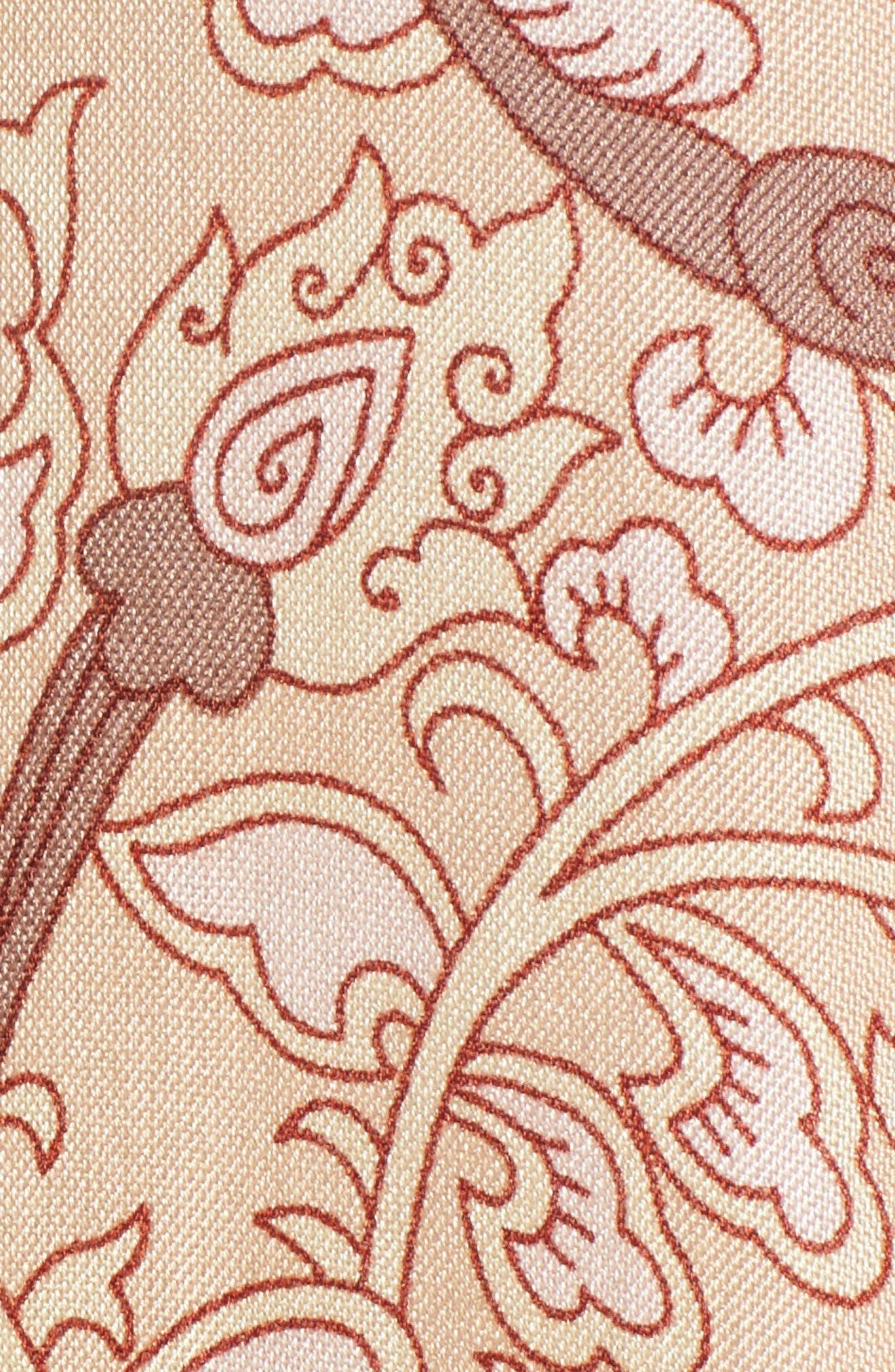 Magic Dance Kimono,                             Alternate thumbnail 5, color,                             Nude Combo
