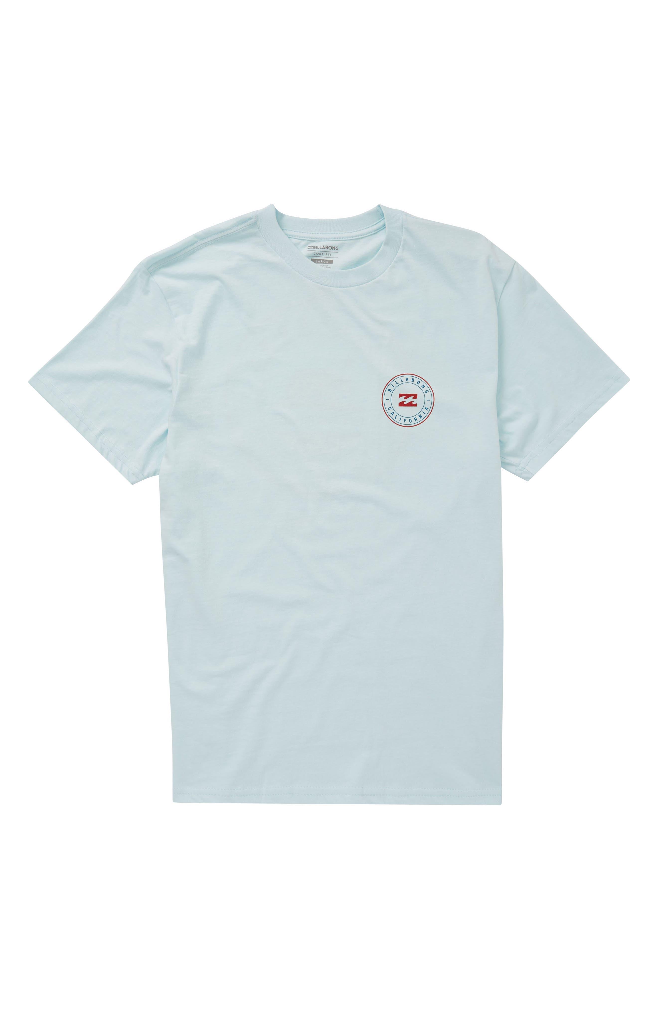 Native Rotor CA T-Shirt,                             Main thumbnail 1, color,                             Coastal Blue