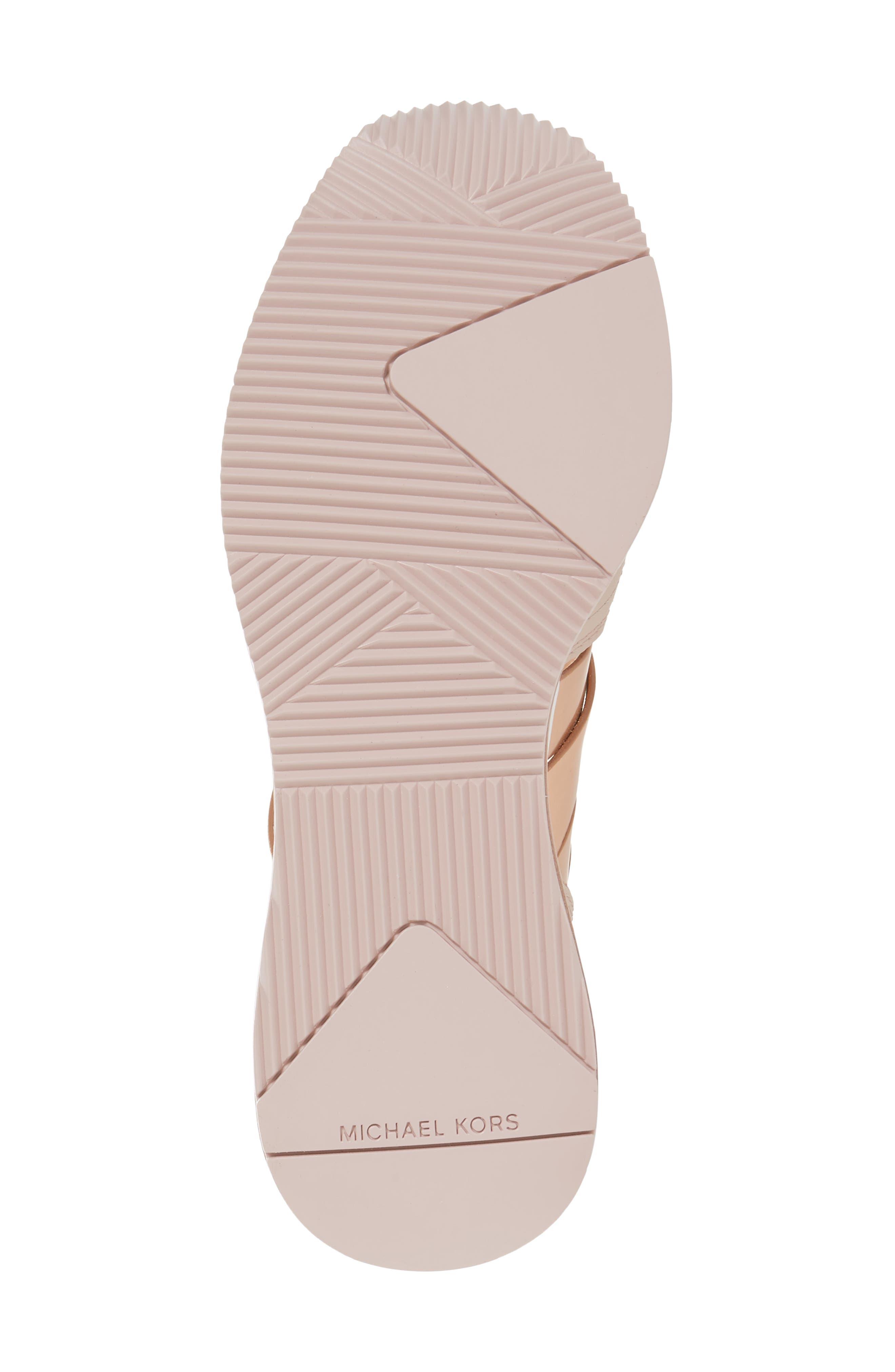 Beckett Sneaker,                             Alternate thumbnail 6, color,                             Gold