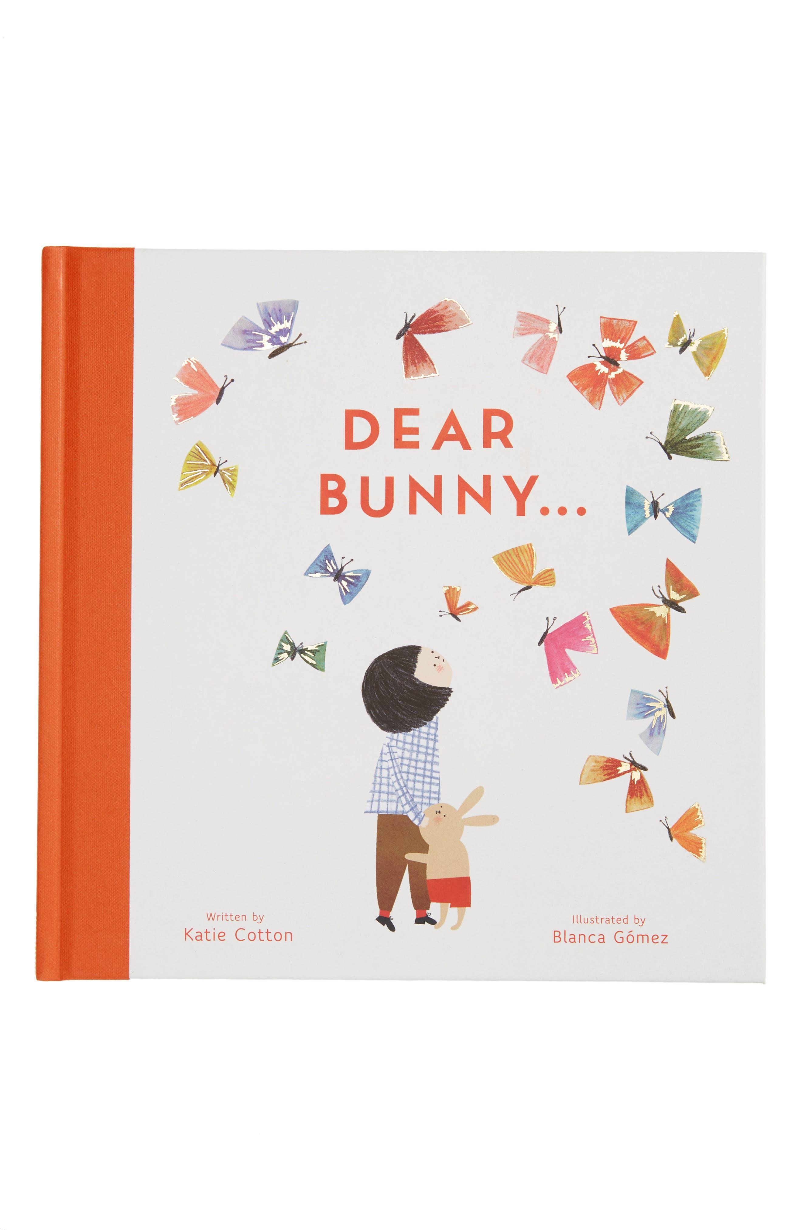 Quarto 'Dear Bunny' Book