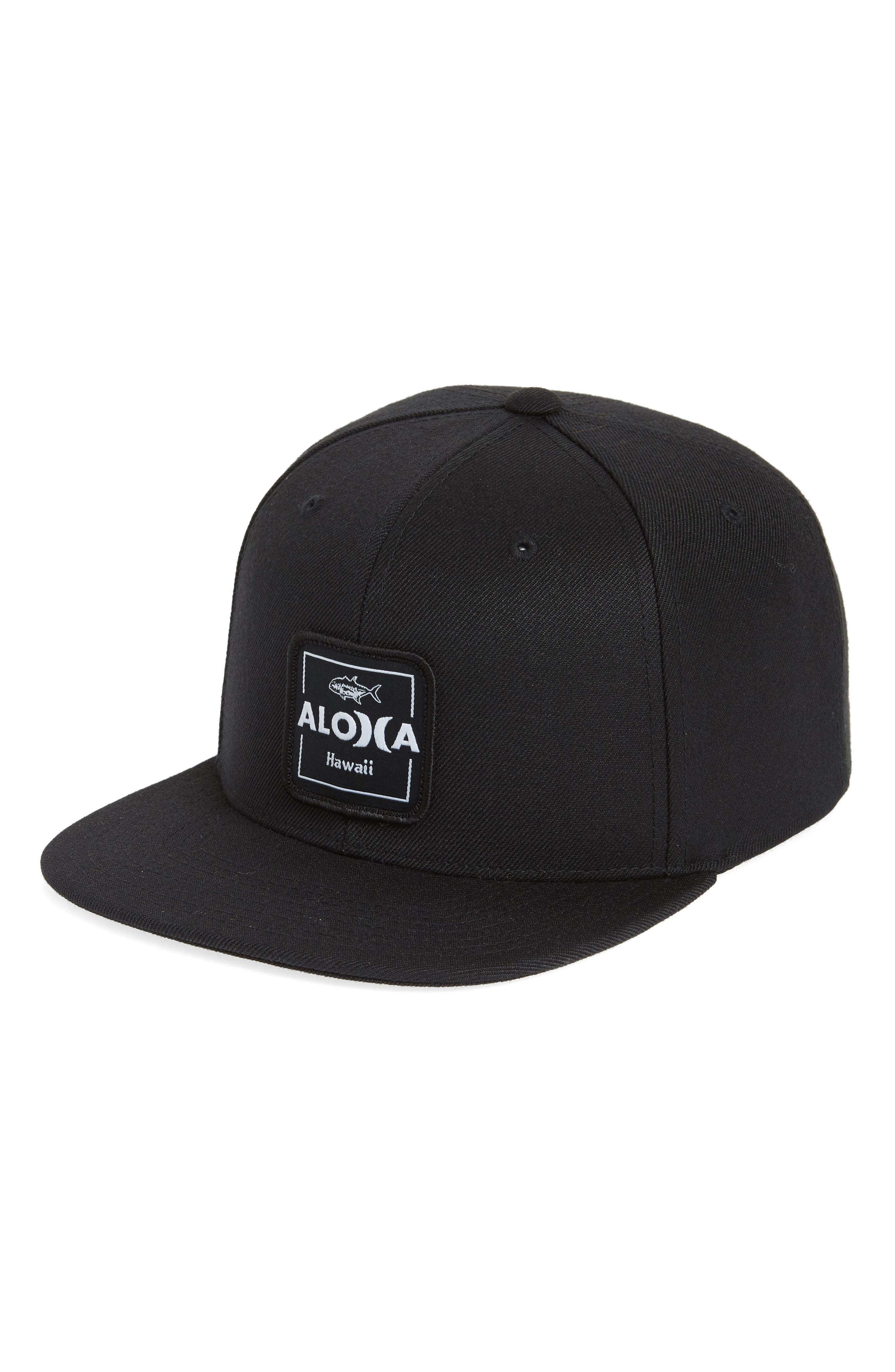 Aloha Cruiser 2 Cap,                             Main thumbnail 1, color,                             Black