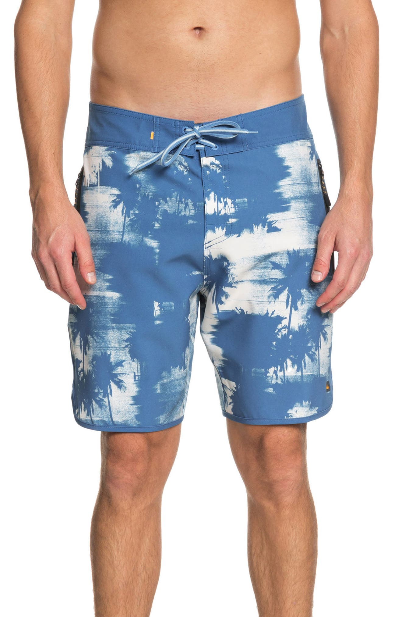 Quiksilver Waterman Collection Paokalani Board Shorts