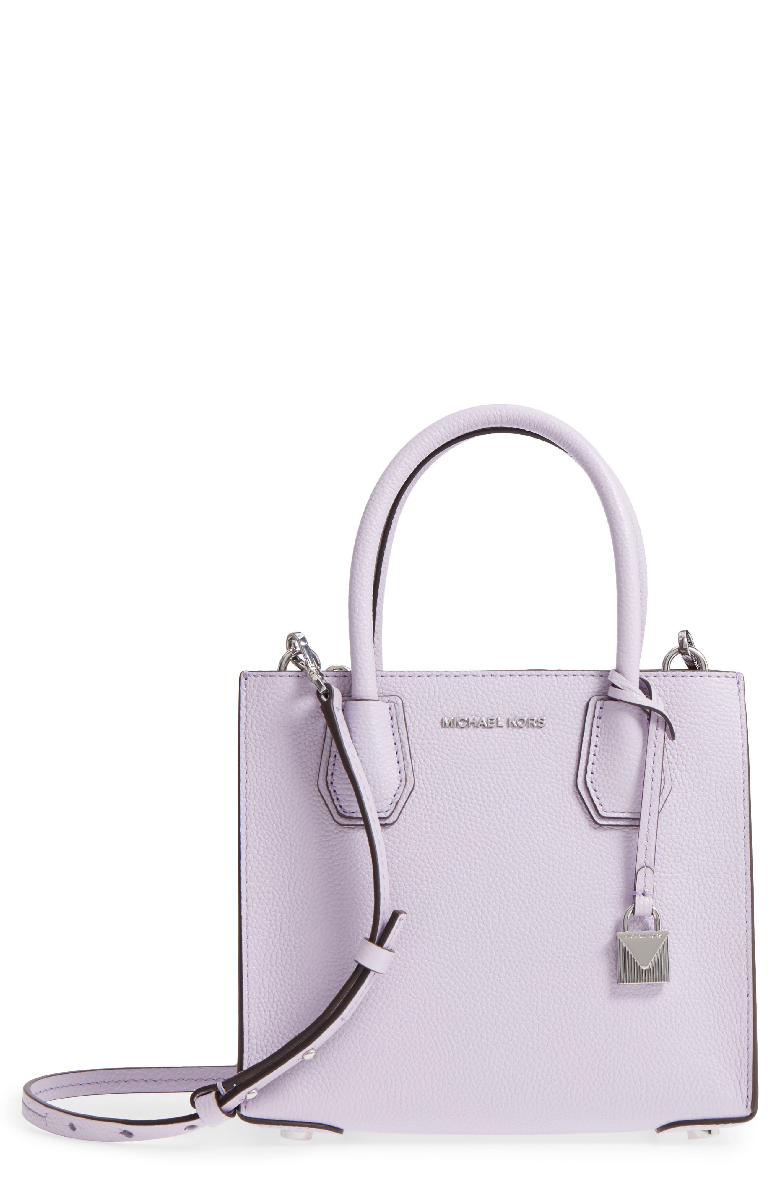 MICHAEL Michael Kors Mercer Leather Crossbody Bag