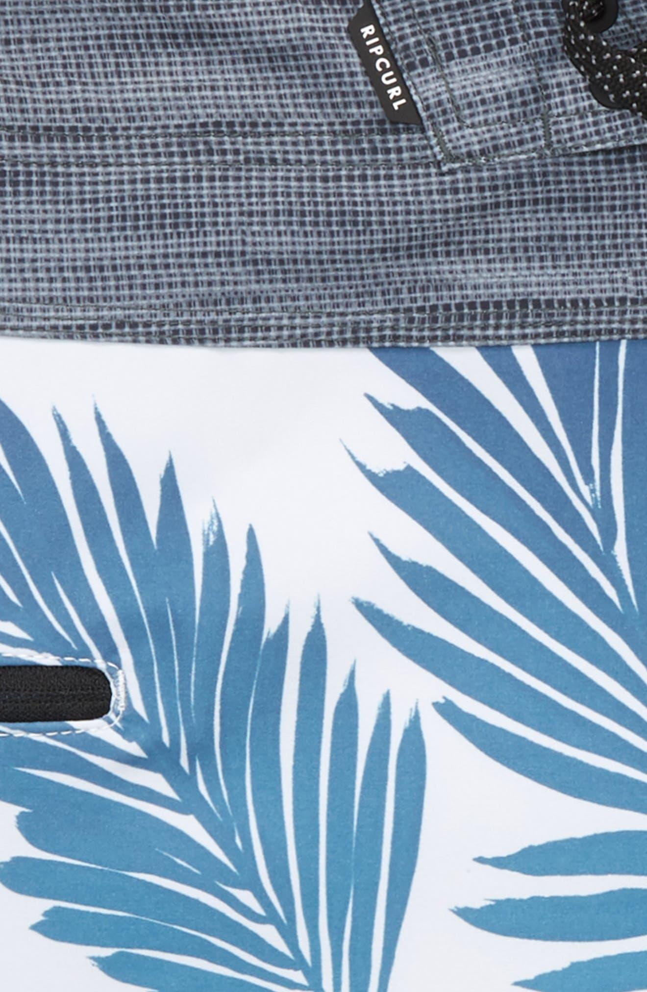Mirage Mason Rockies Board Shorts,                             Alternate thumbnail 2, color,                             Light Blue