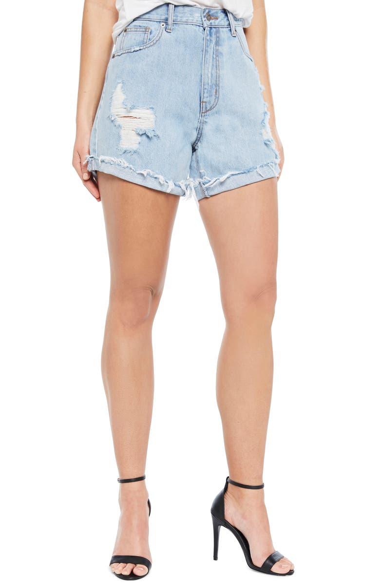 Tyra Denim Shorts