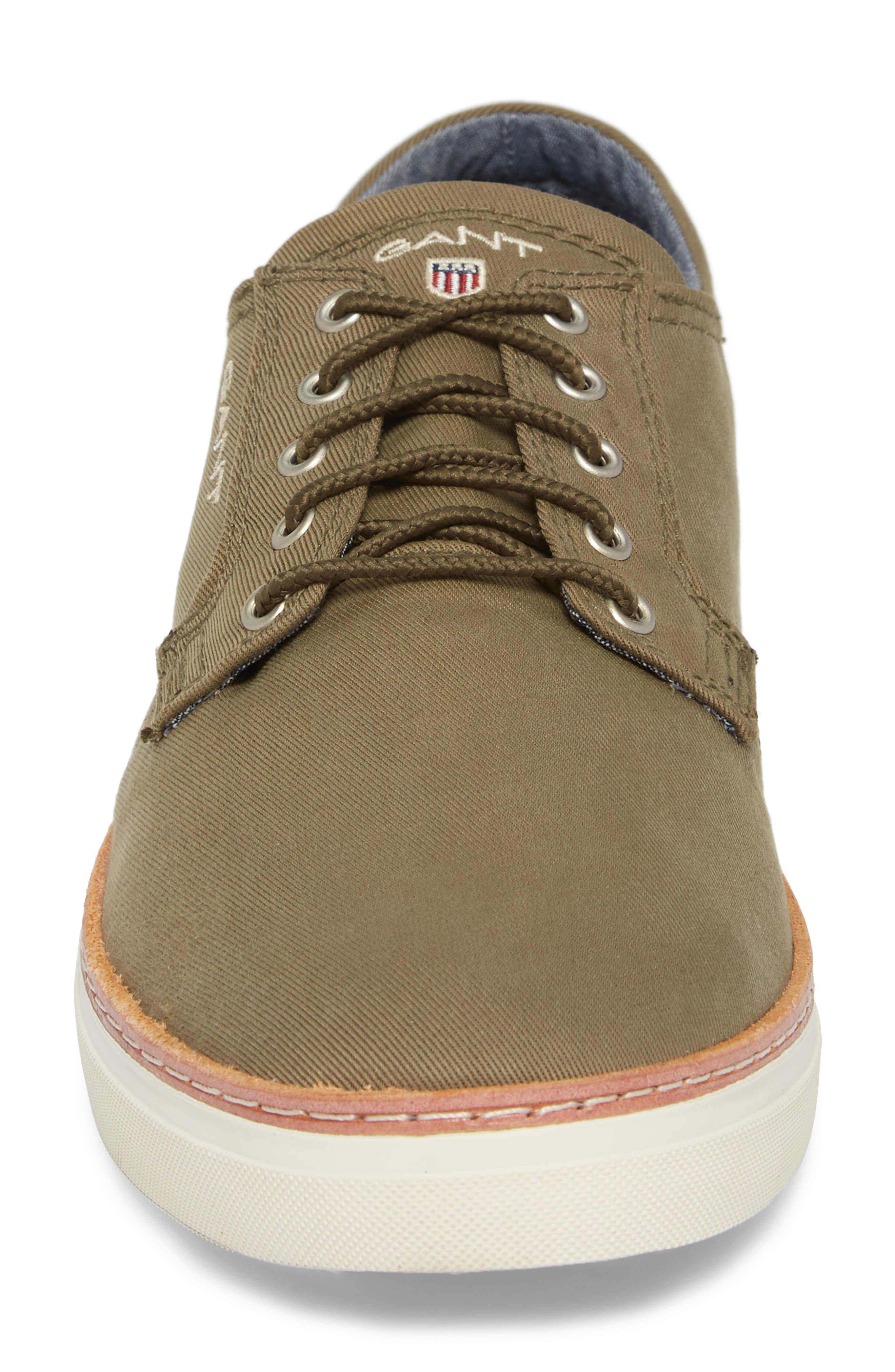 Bari Sneaker,                             Alternate thumbnail 4, color,                             Kalamata Green