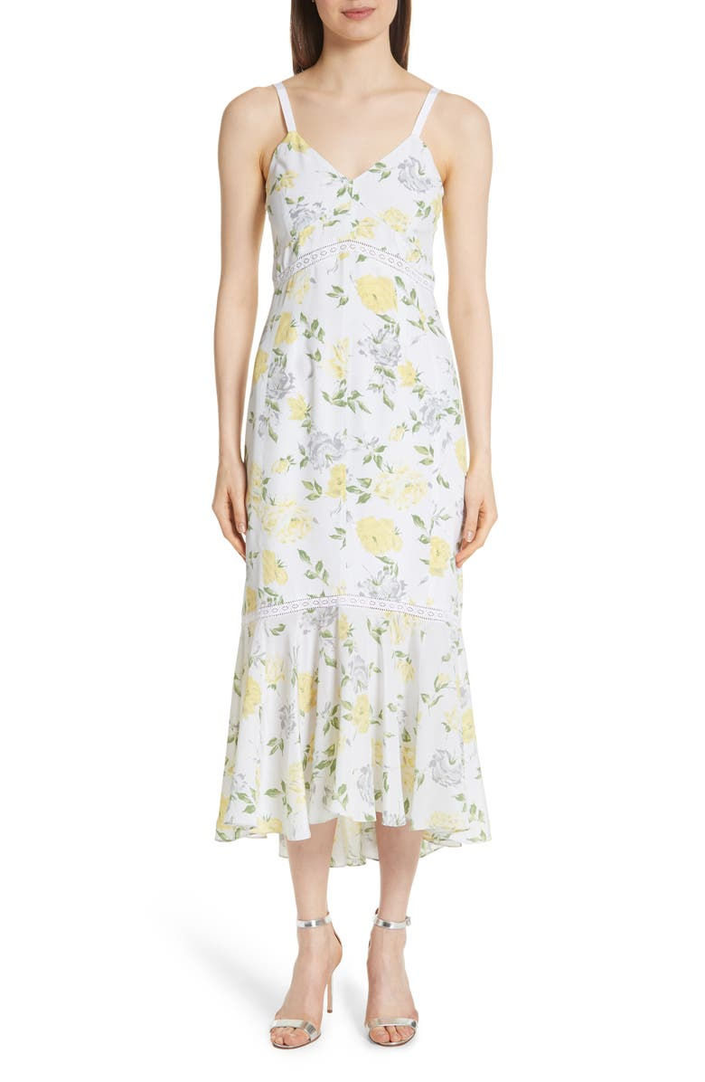 Jolene Silk Dress