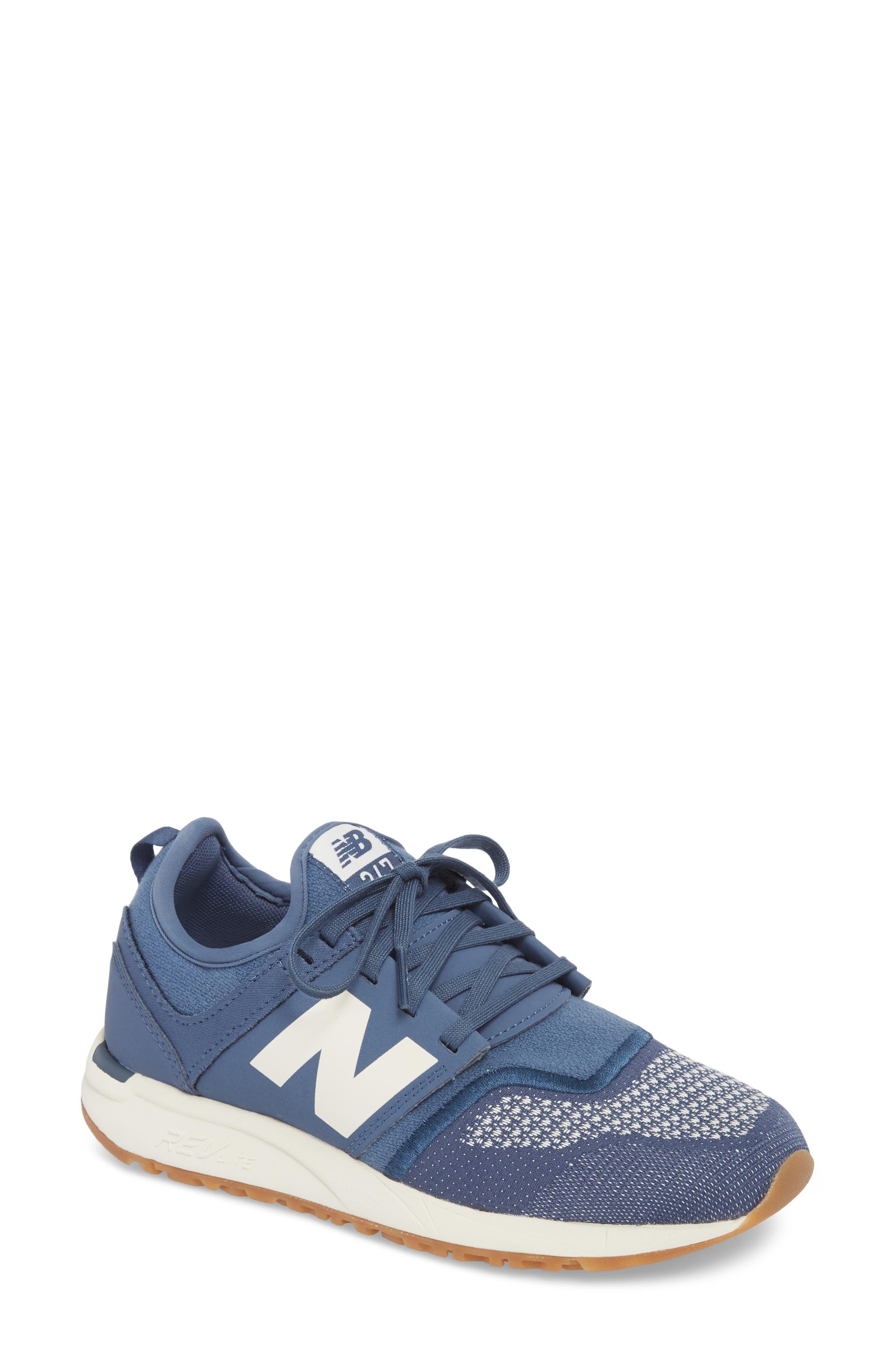 Main Image - New Balance Sport Style 247 Sneaker (Women)