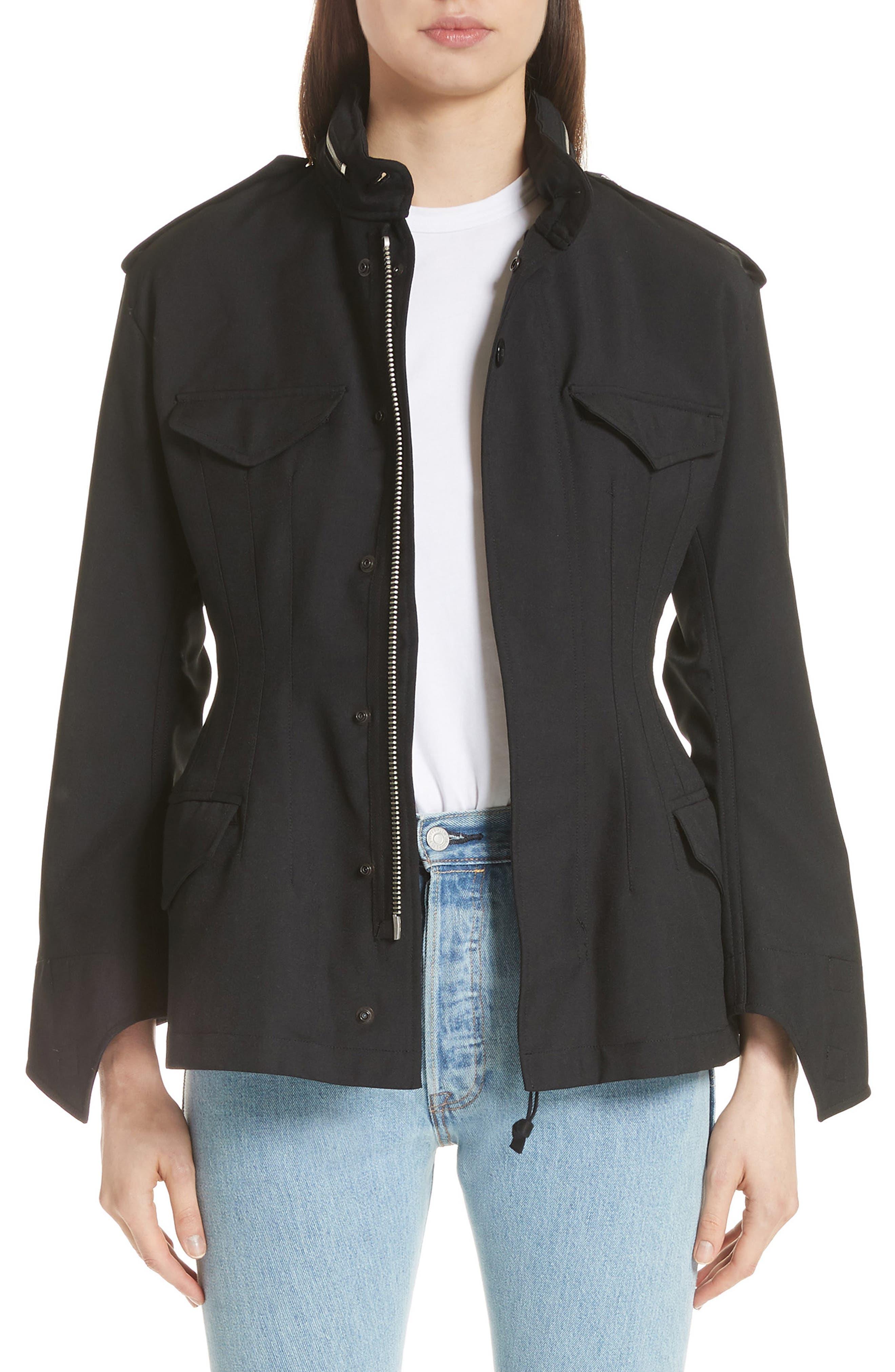 Junya Watanabe Cinch Waist Jacket