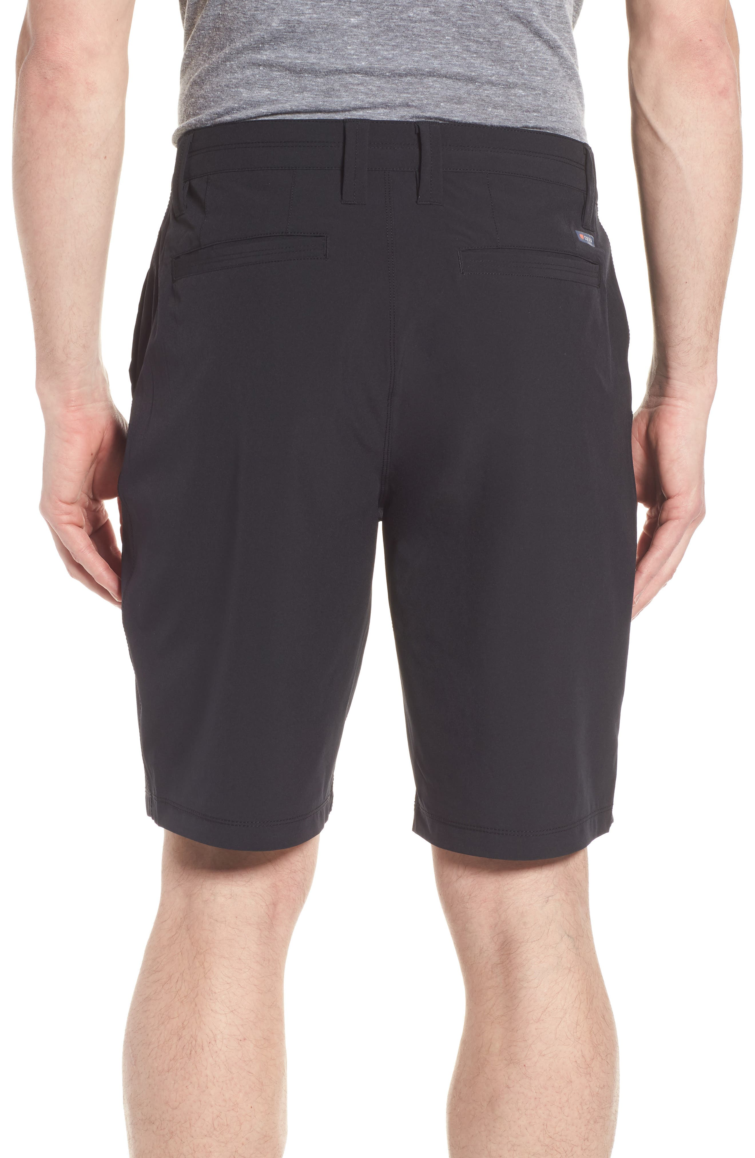 Coast Hybrid Shorts,                             Alternate thumbnail 2, color,                             Charcoal