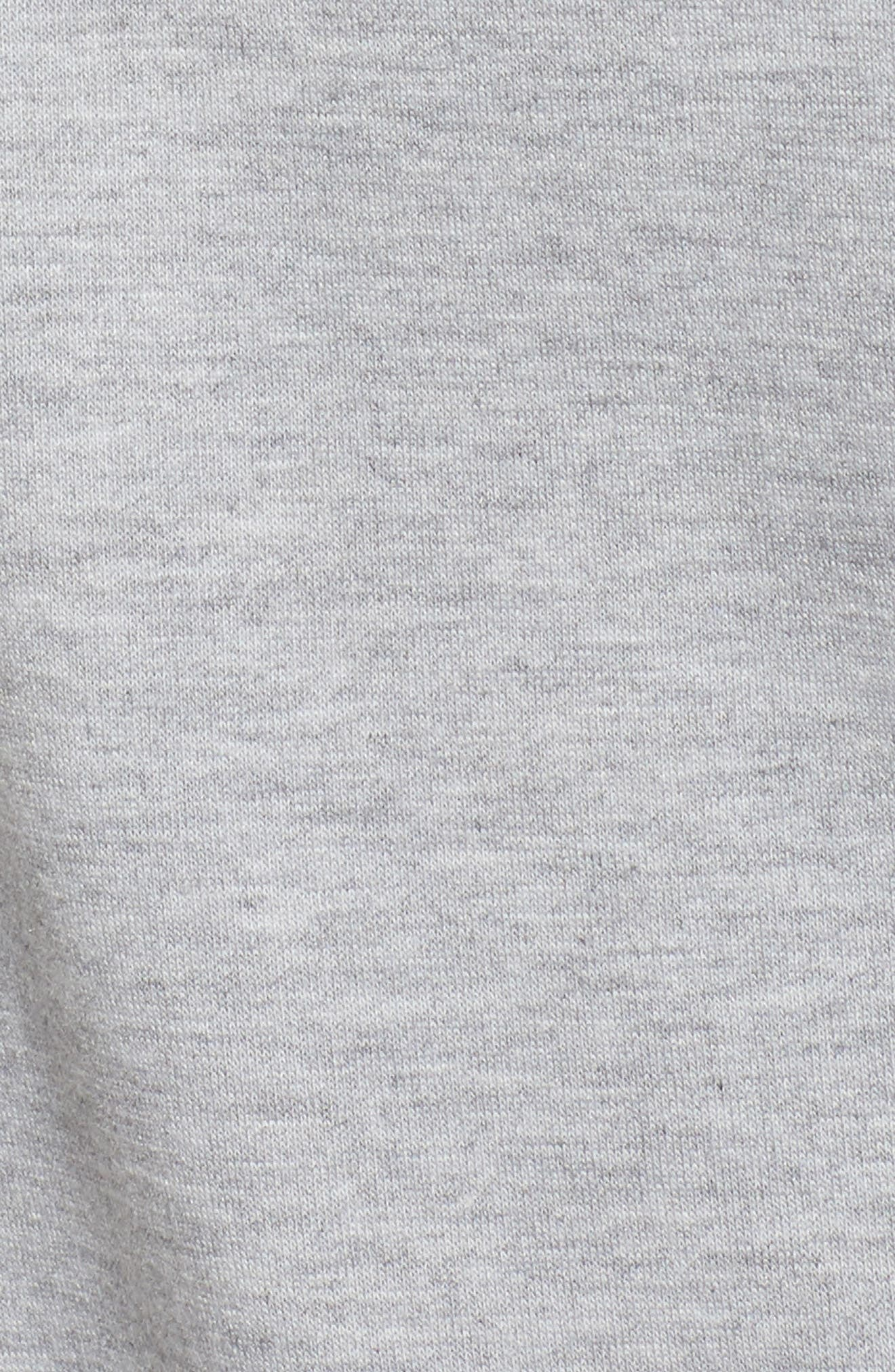 Off-Duty Tired as a Mother Sweatshirt,                             Alternate thumbnail 5, color,                             Grey Heather