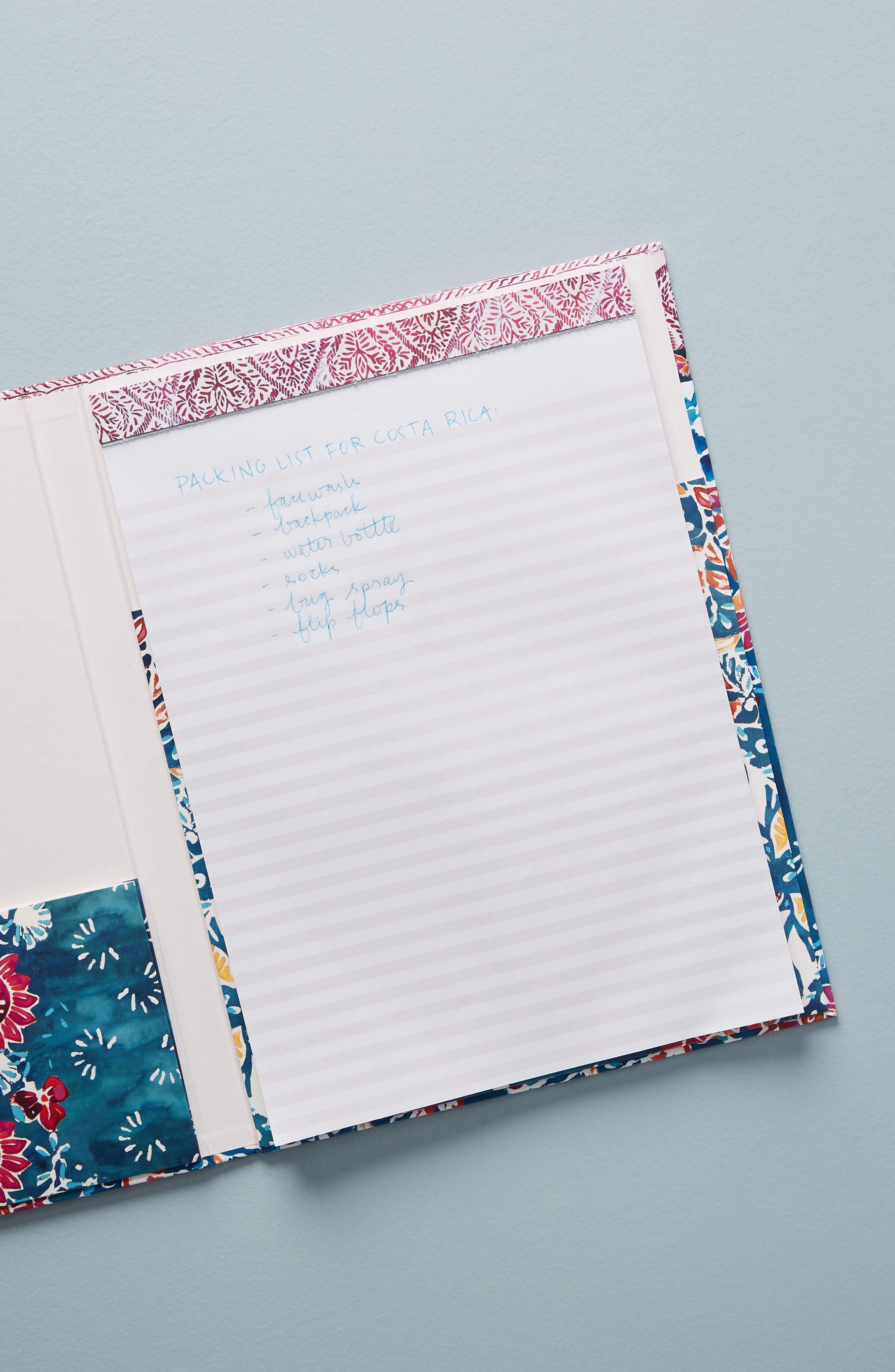 Sandia Clipfolio,                             Alternate thumbnail 3, color,                             Blue Motif