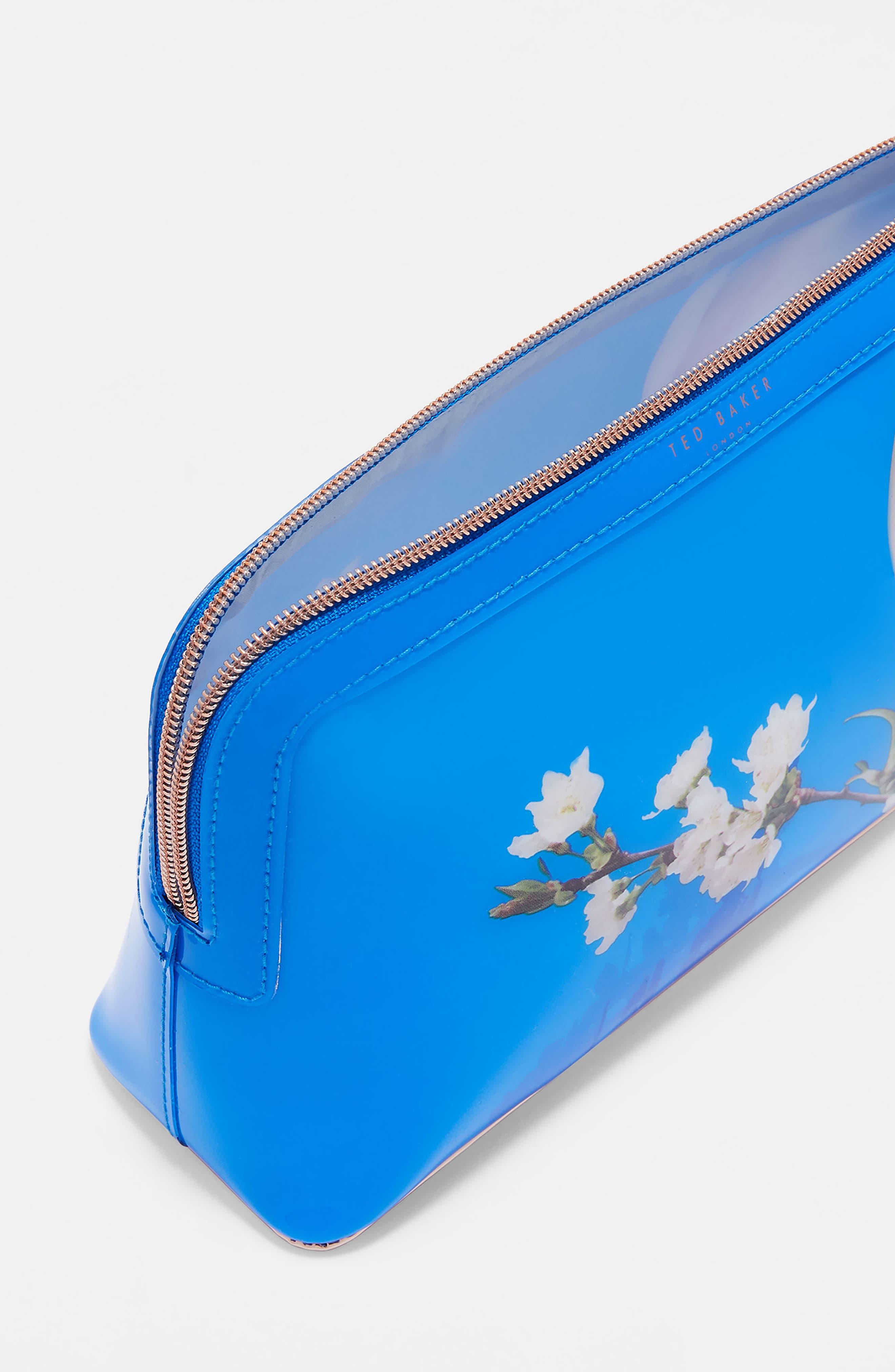 Daisyy – Harmony Wash Bag,                             Alternate thumbnail 2, color,                             Bright Blue