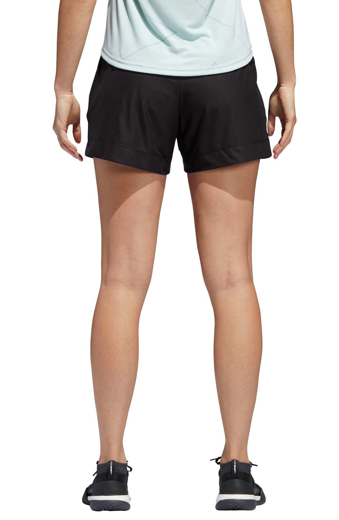 ID Mesh Shorts,                             Alternate thumbnail 2, color,                             Black