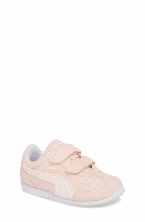 536f6929629 PUMA Whirlwind Glitz Sneaker (Baby, Walker   Toddler)