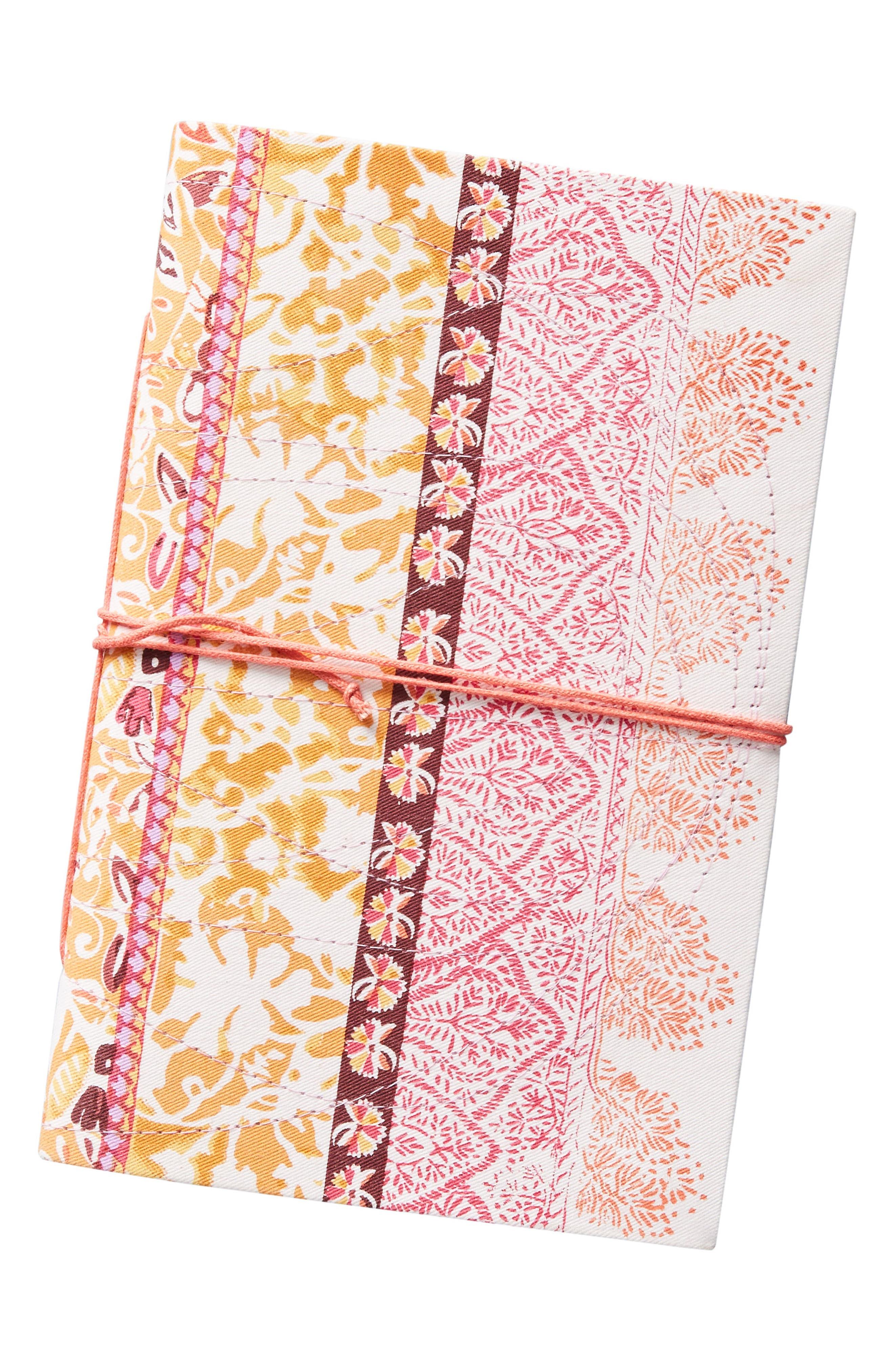 Sandia Journal,                             Alternate thumbnail 4, color,                             Pink