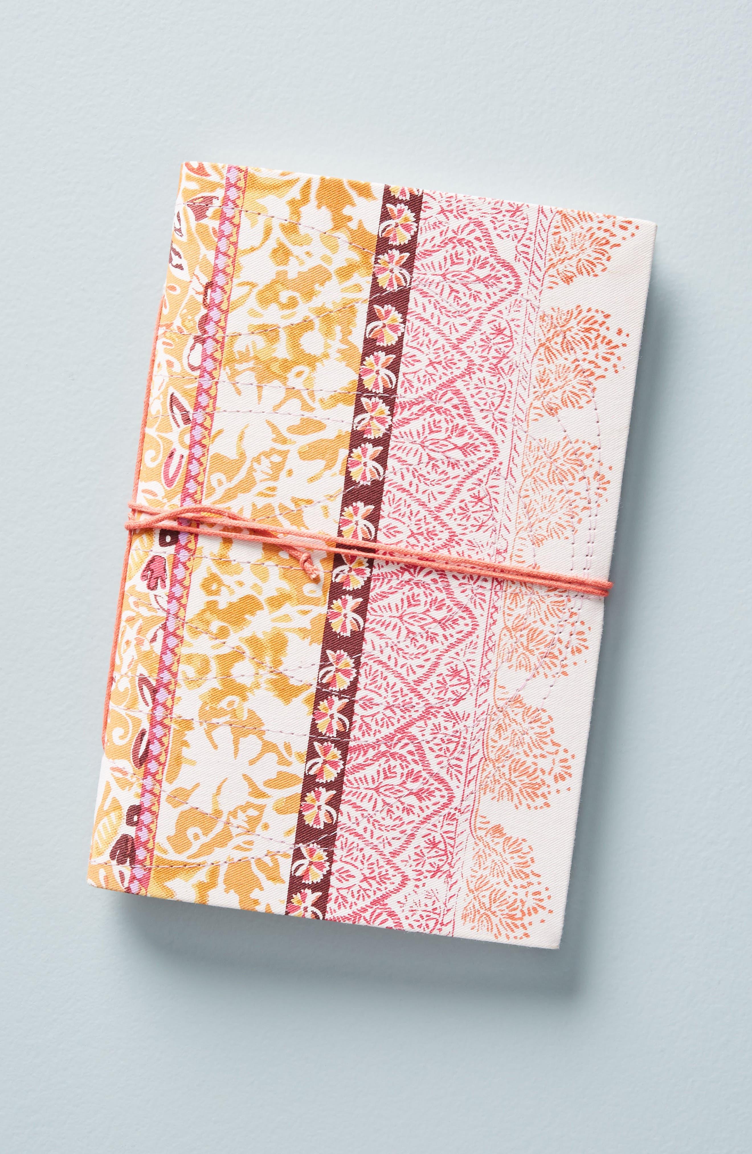 Sandia Journal,                         Main,                         color, Pink