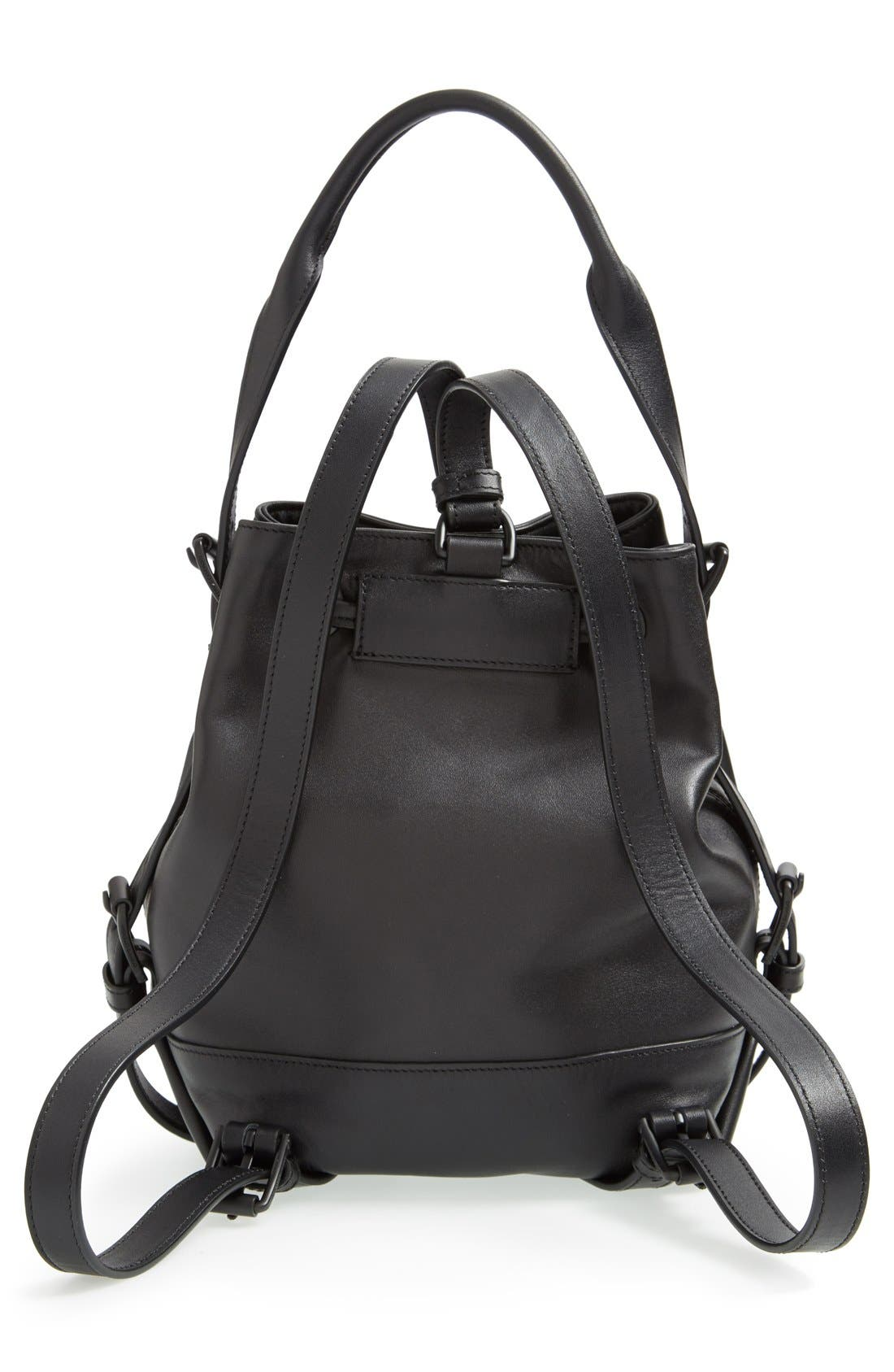 Alternate Image 3  - Opening Ceremony 'Mini Izzy' Convertible Leather Backpack