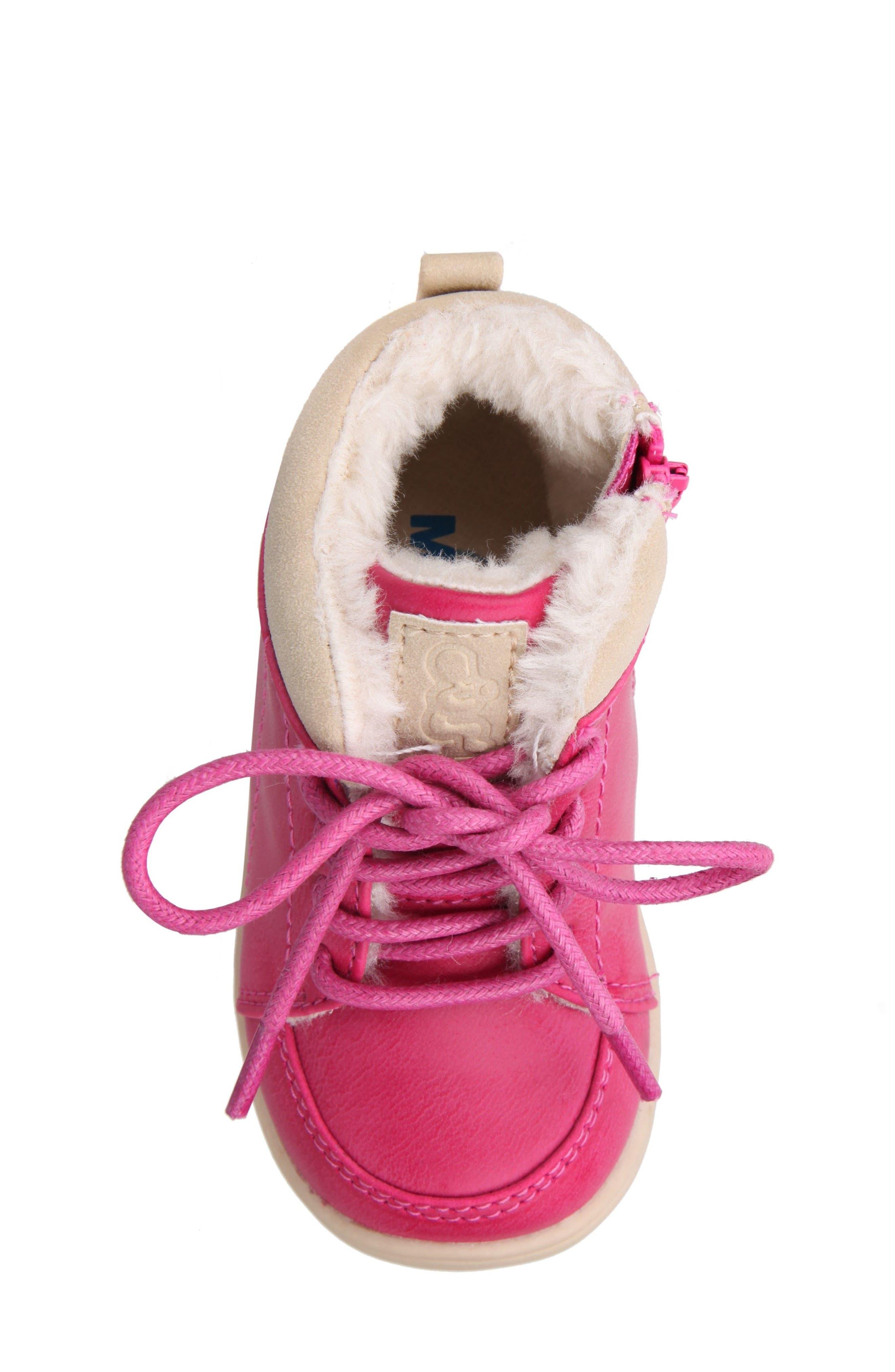 Alternate Image 5  - Nina Mobility Moe Sneaker (Baby & Walker)