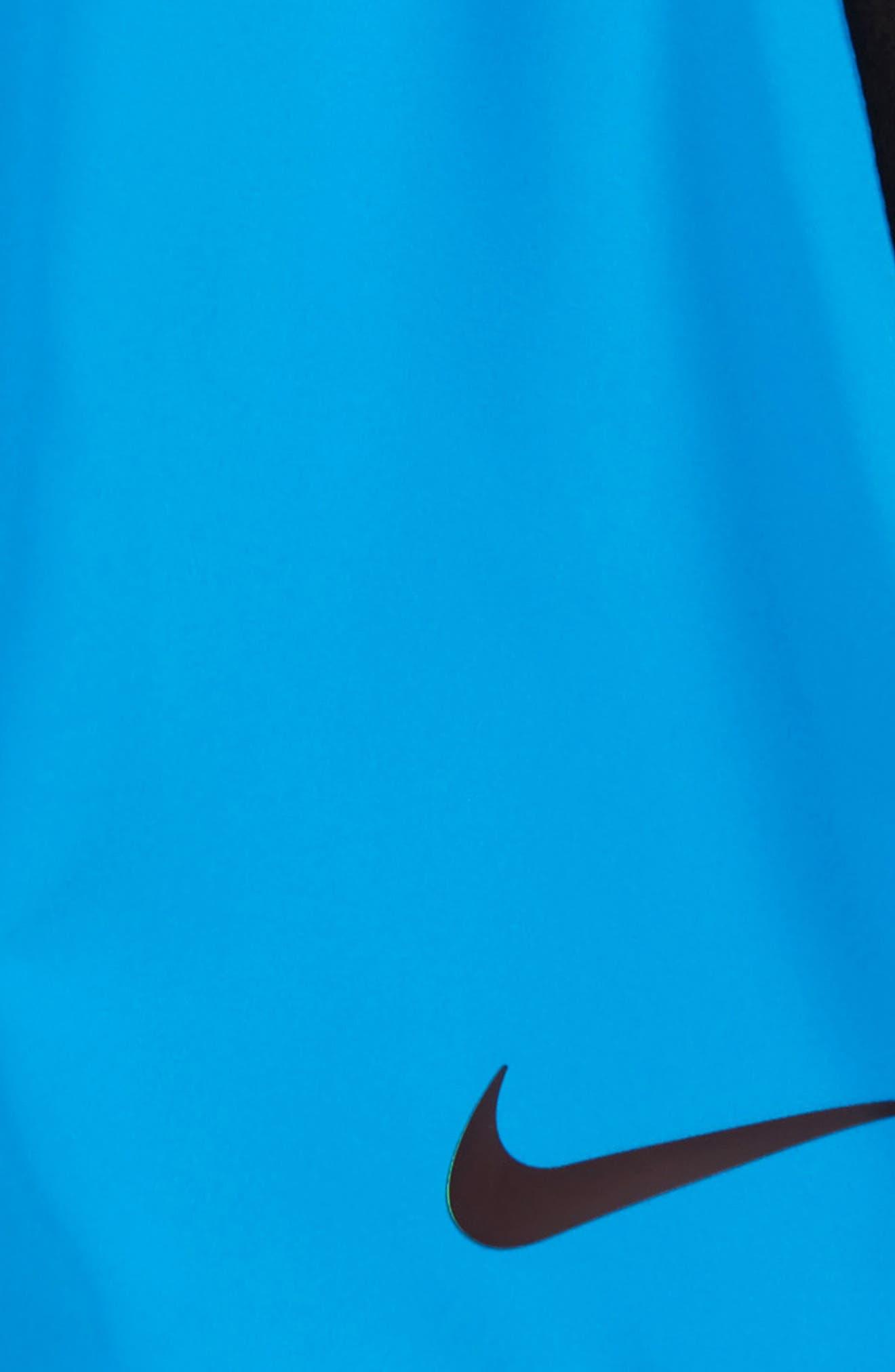 Dry Vent Shorts,                             Alternate thumbnail 3, color,                             Equator Blue