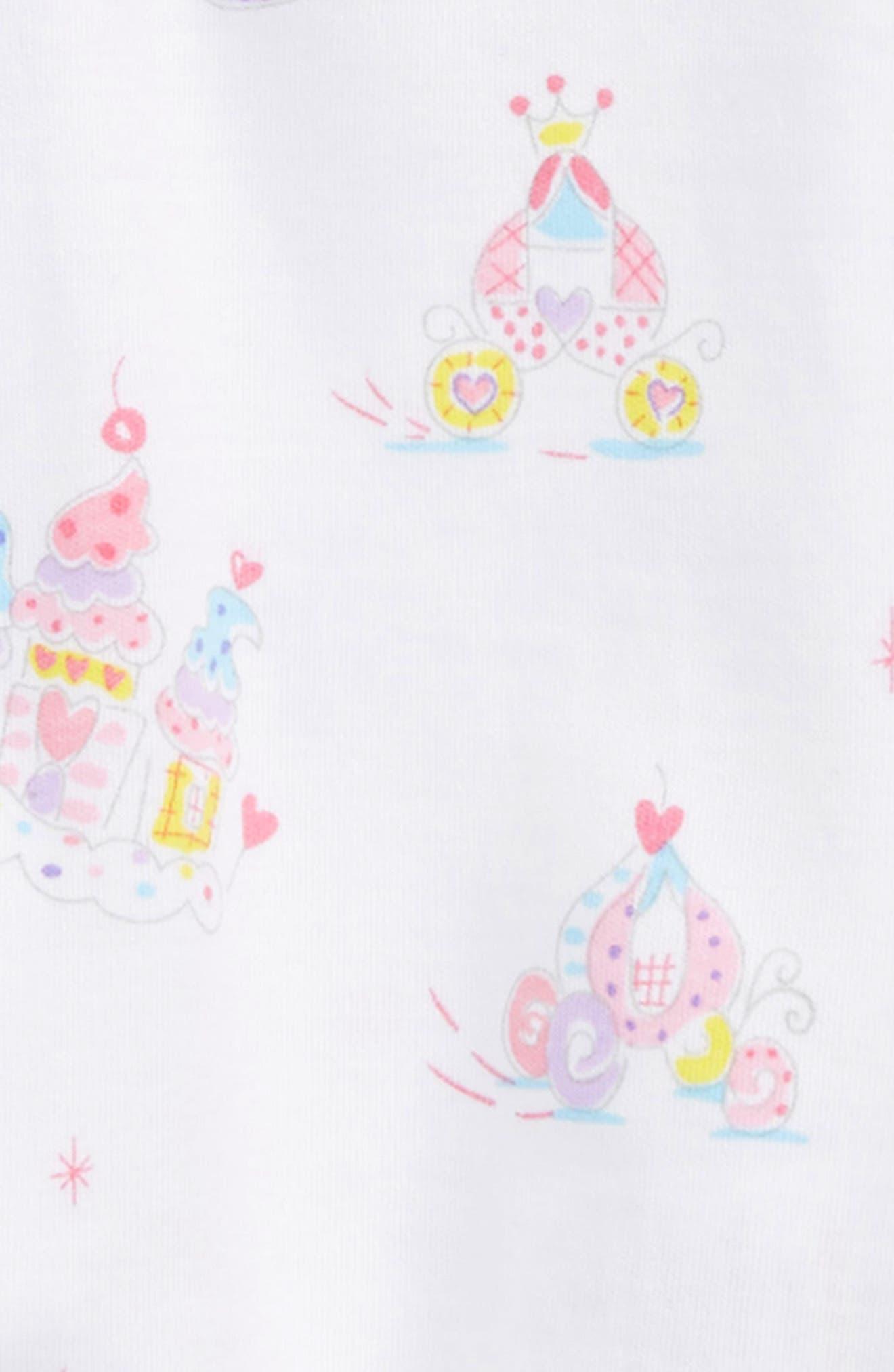 Candy Castles Footie,                             Alternate thumbnail 2, color,                             Candy Castles