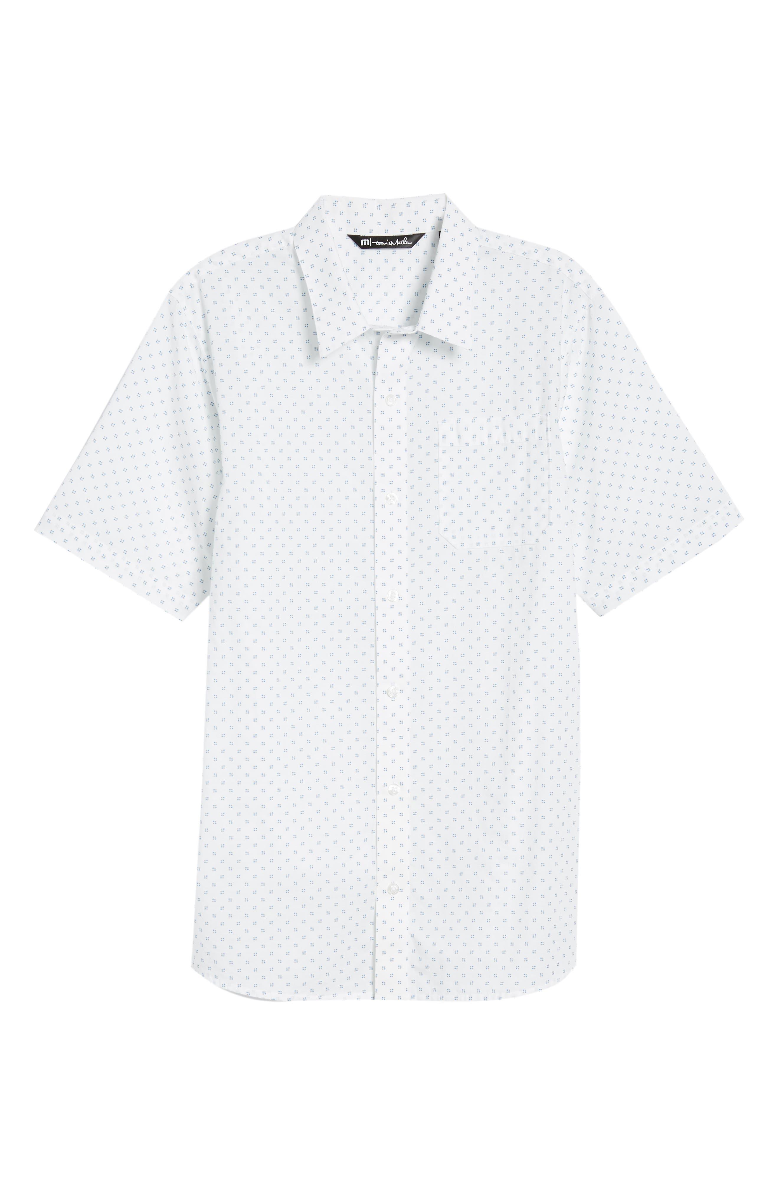Nangs Print Sport Shirt,                             Alternate thumbnail 6, color,                             White