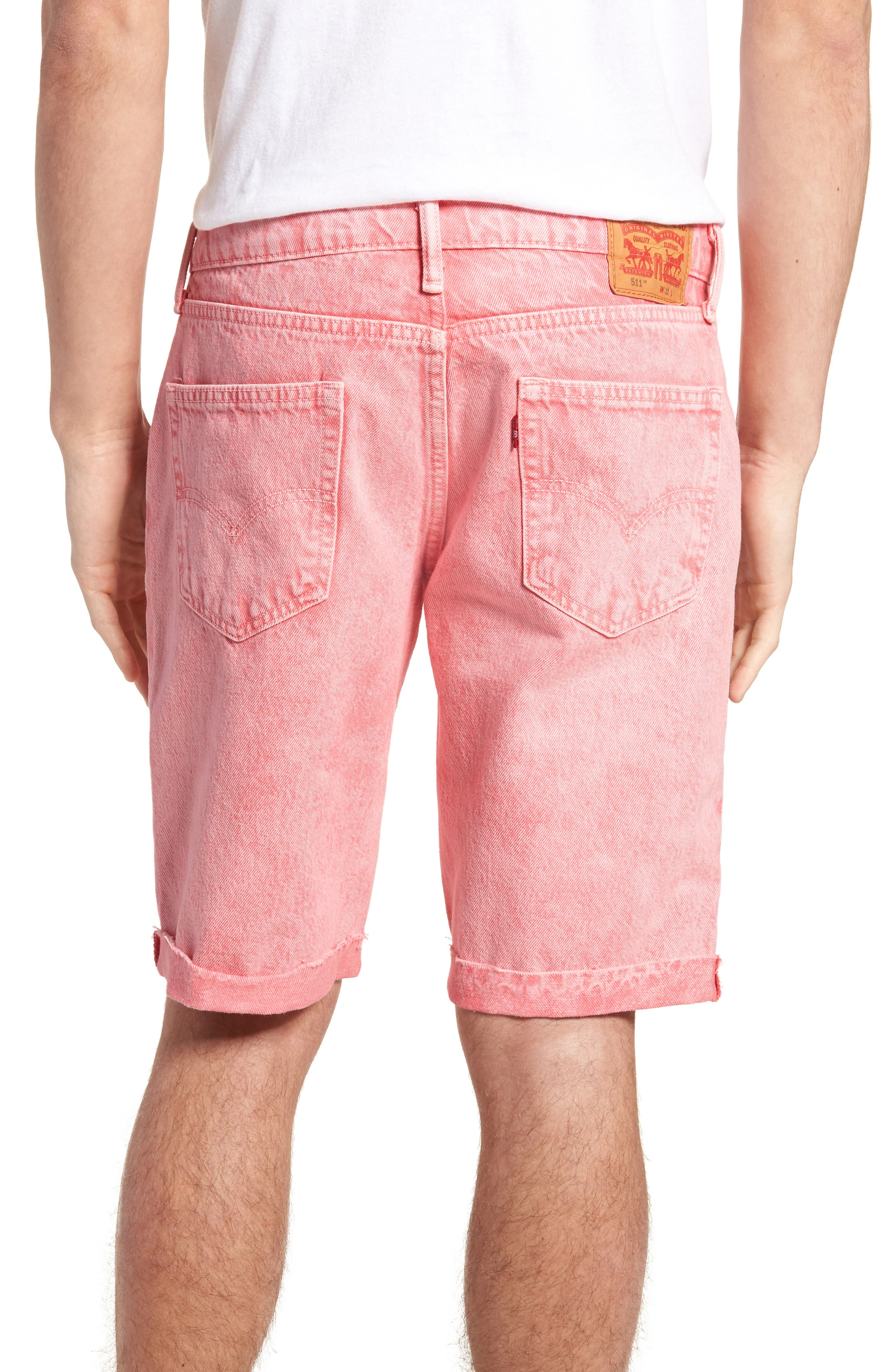 511<sup>™</sup> Cutoff Denim Shorts,                             Alternate thumbnail 2, color,                             Glinda Short
