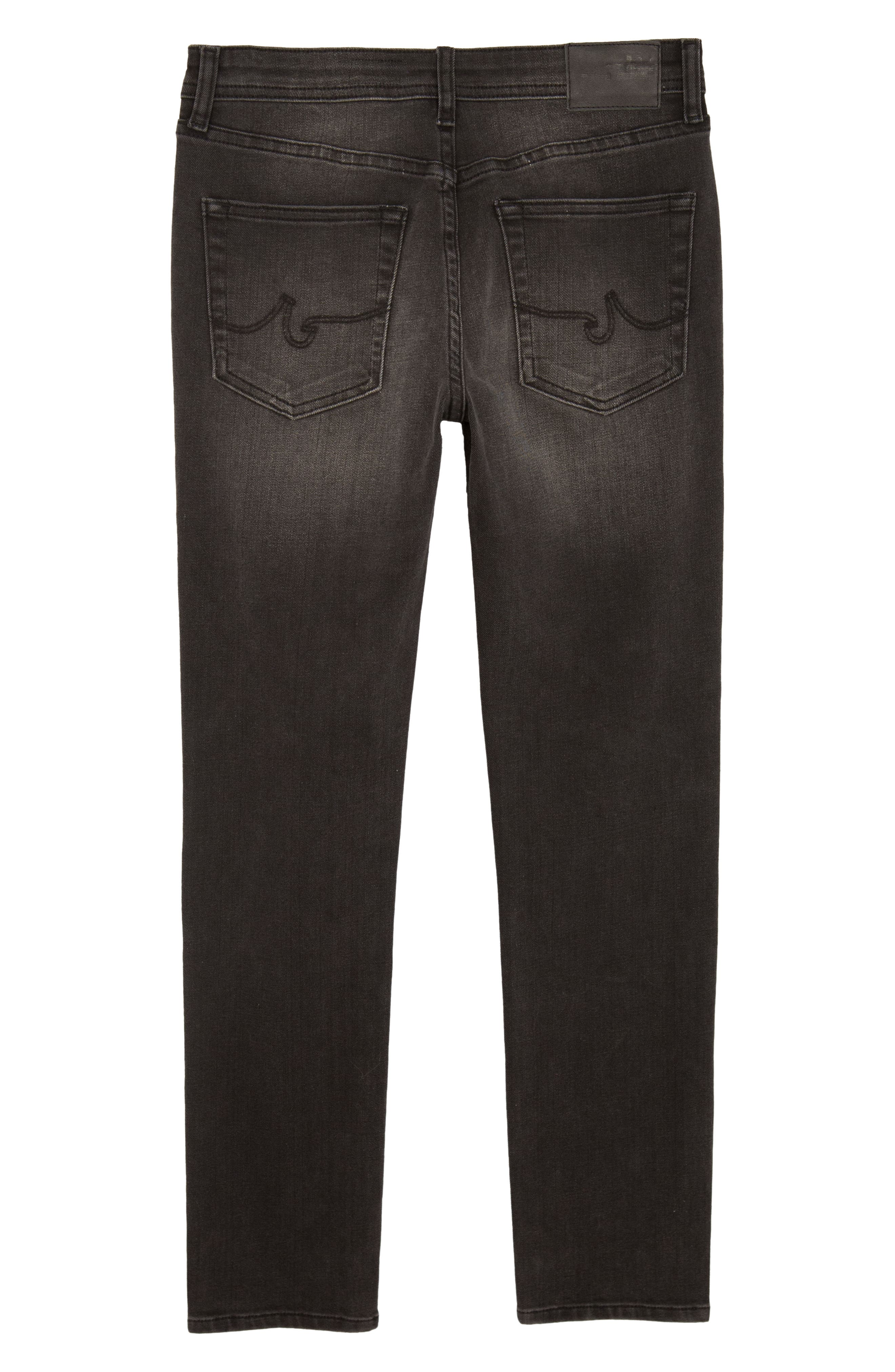 The Kingston Slim Jeans,                             Alternate thumbnail 2, color,                             Night Owl