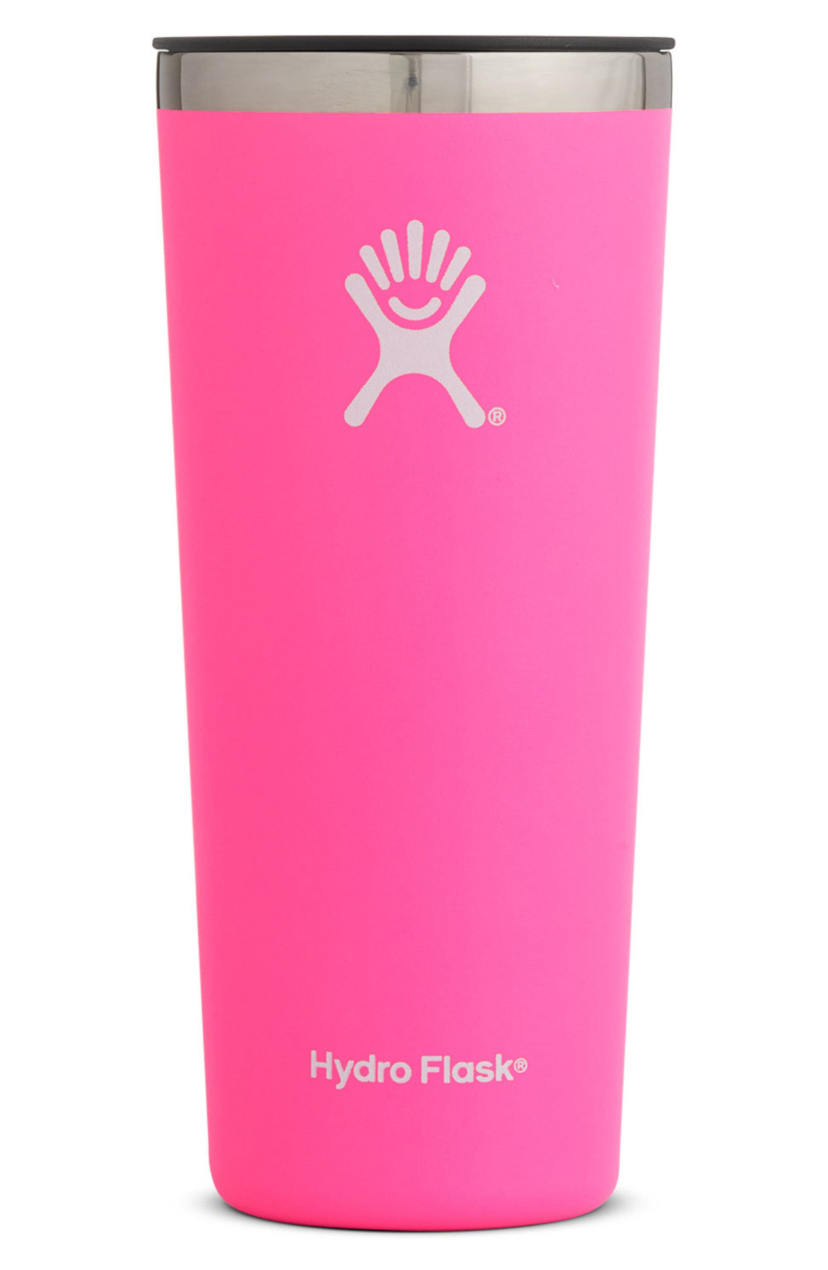 22-Ounce Tumbler,                             Main thumbnail 1, color,                             Flamingo