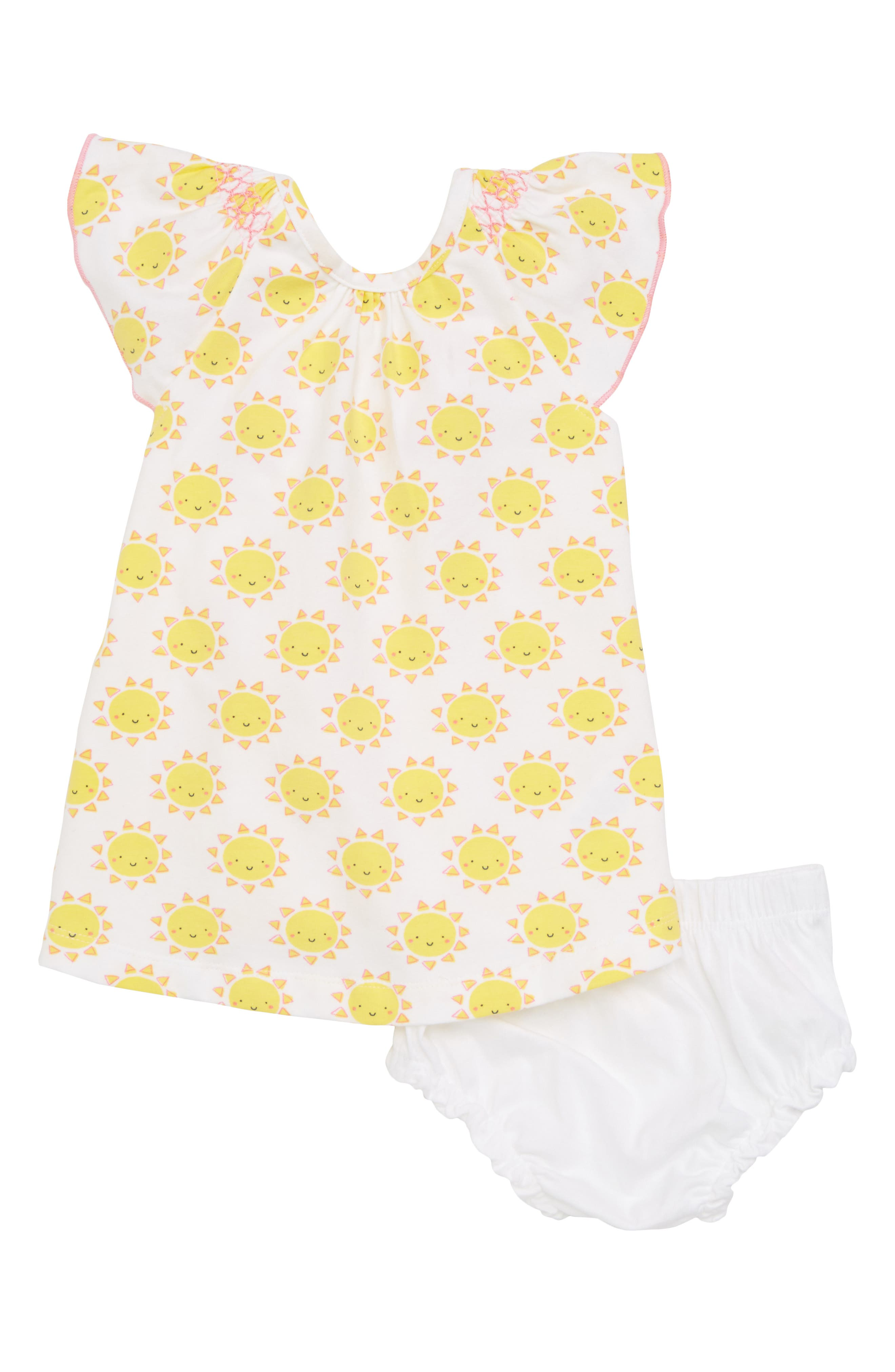 Merry Sunshine Dress,                             Main thumbnail 1, color,                             Merry Sunshine