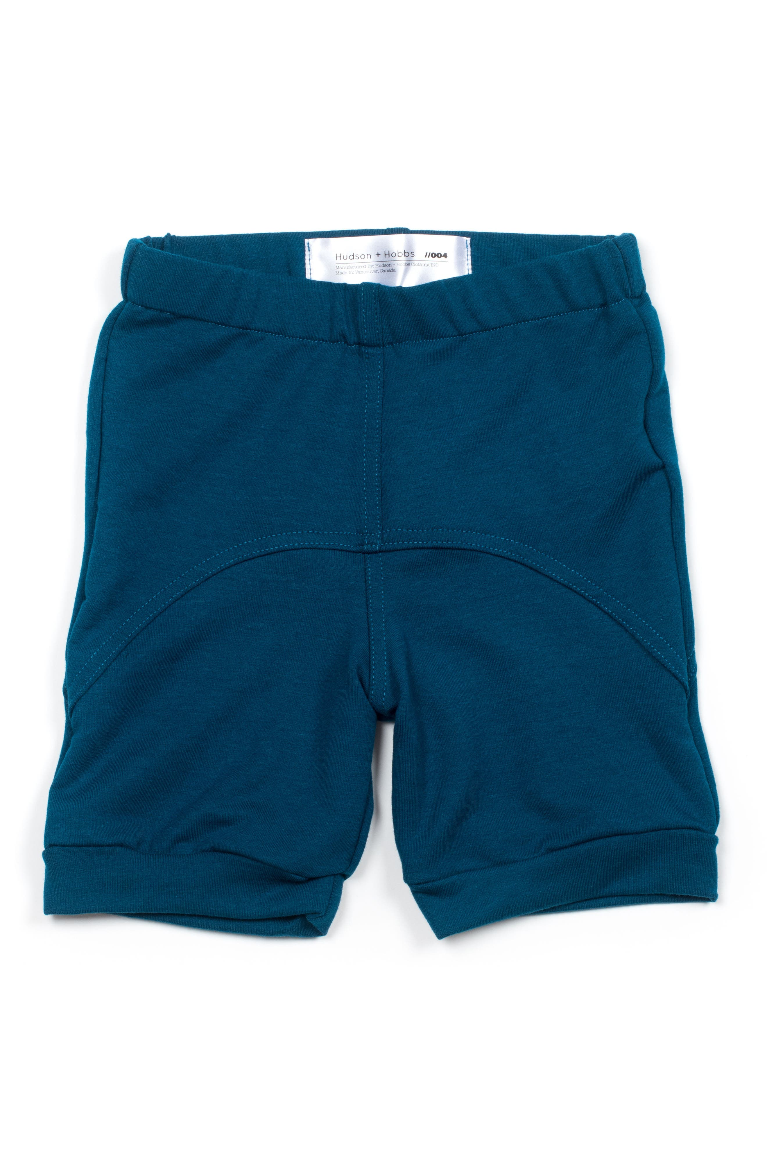 Two-Panel Shorts,                         Main,                         color, Moroccan Blue