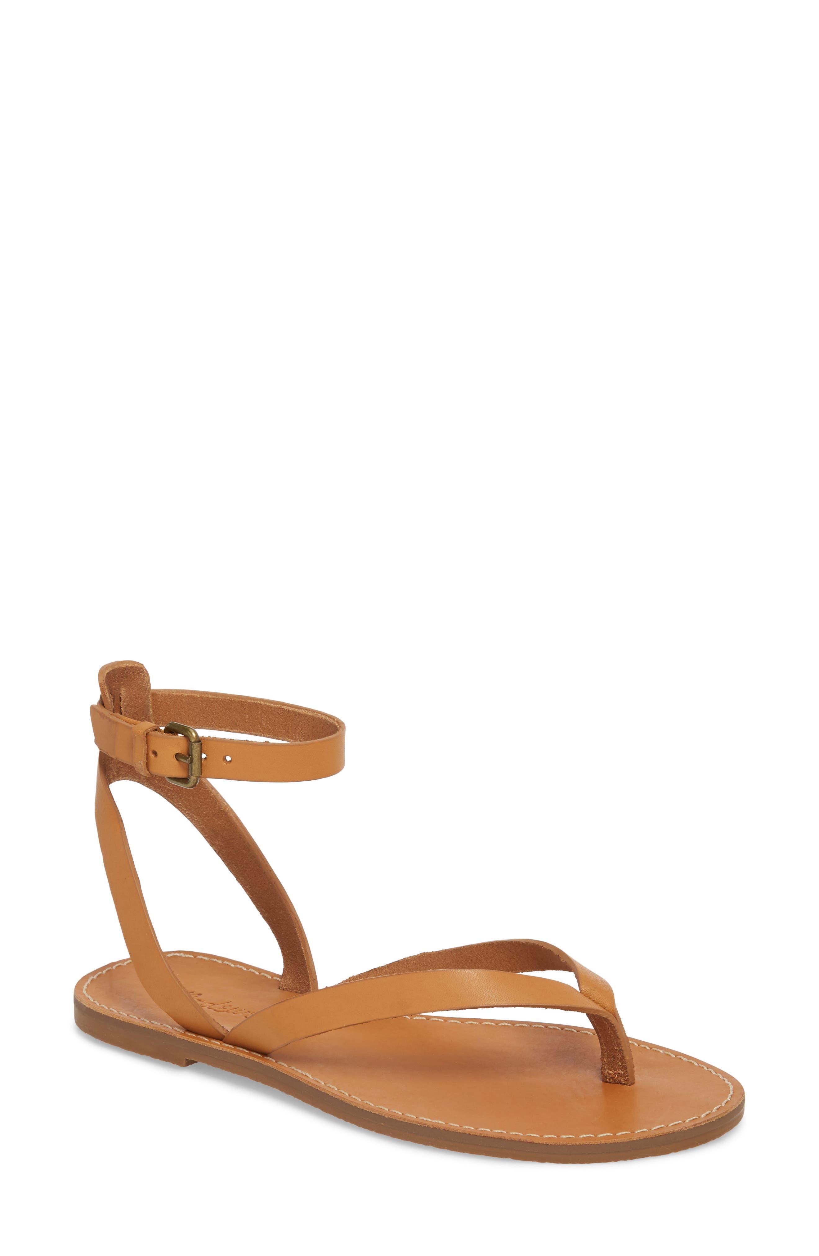 Madewell Boardwalk Sandal (Women)