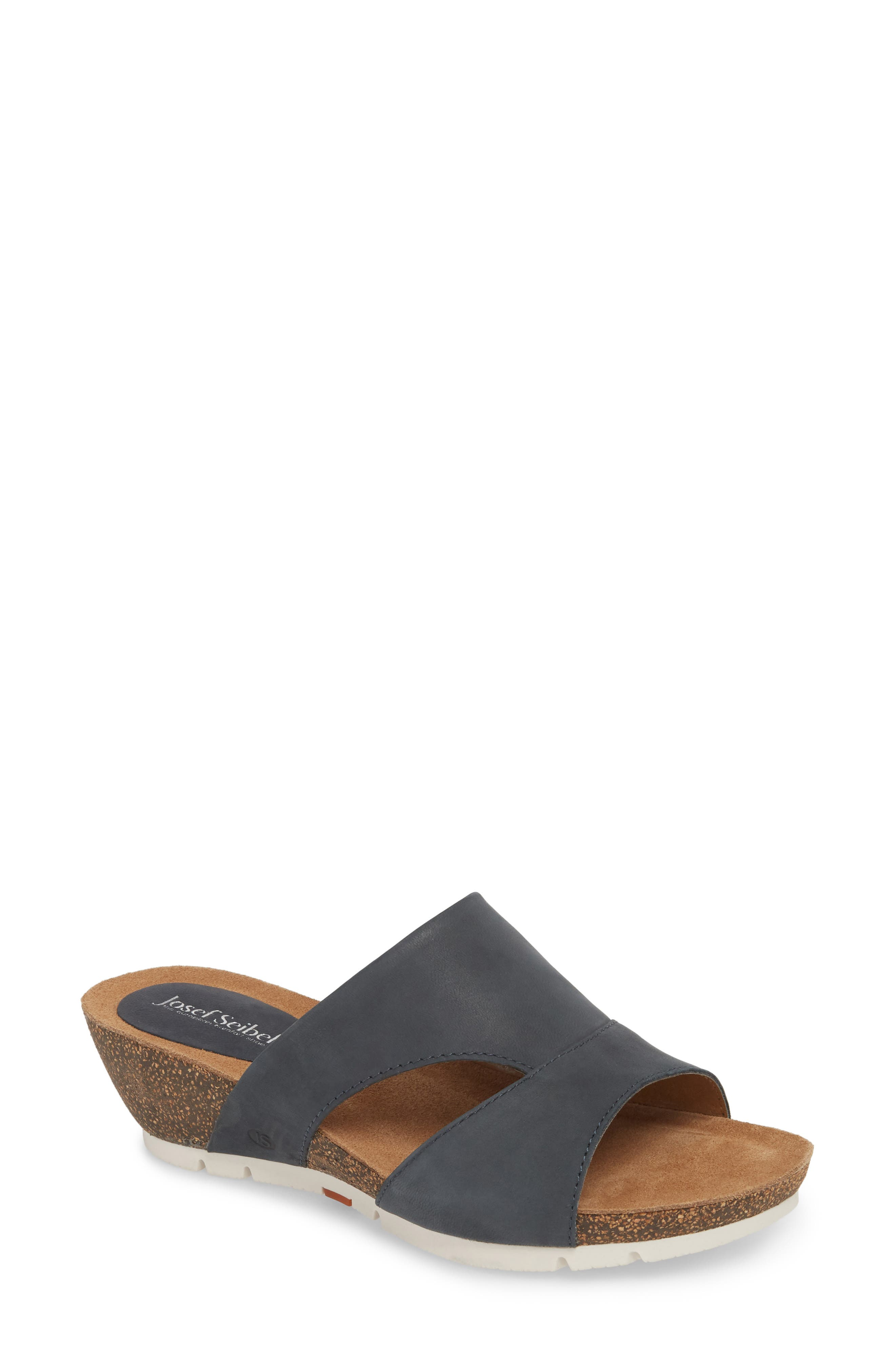 Josef Seibel Hailey 40 Slide Sandal (Women)