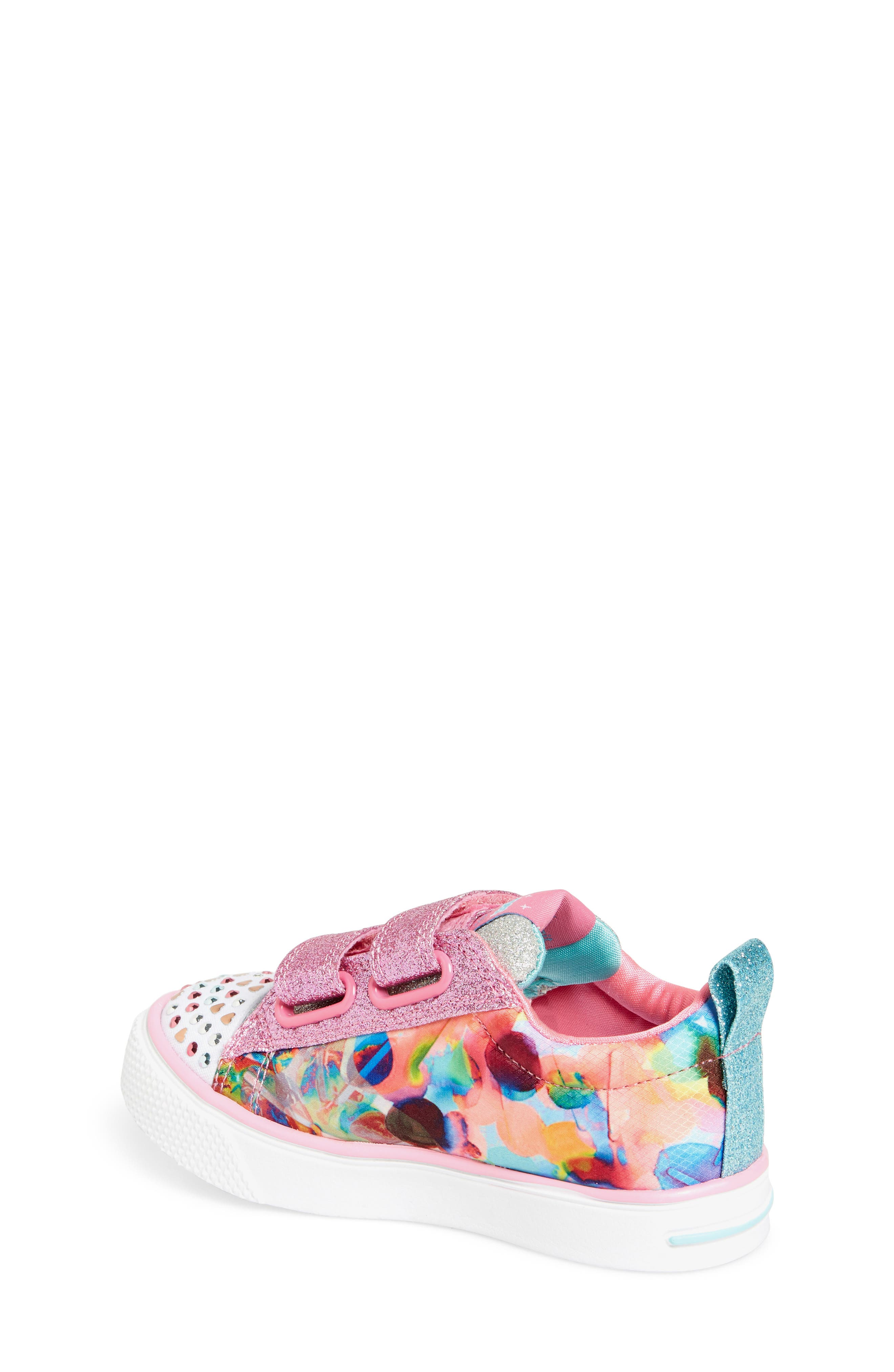 Twinkle Breeze 2.0 Princess Sneaker,                             Alternate thumbnail 2, color,                             Multi