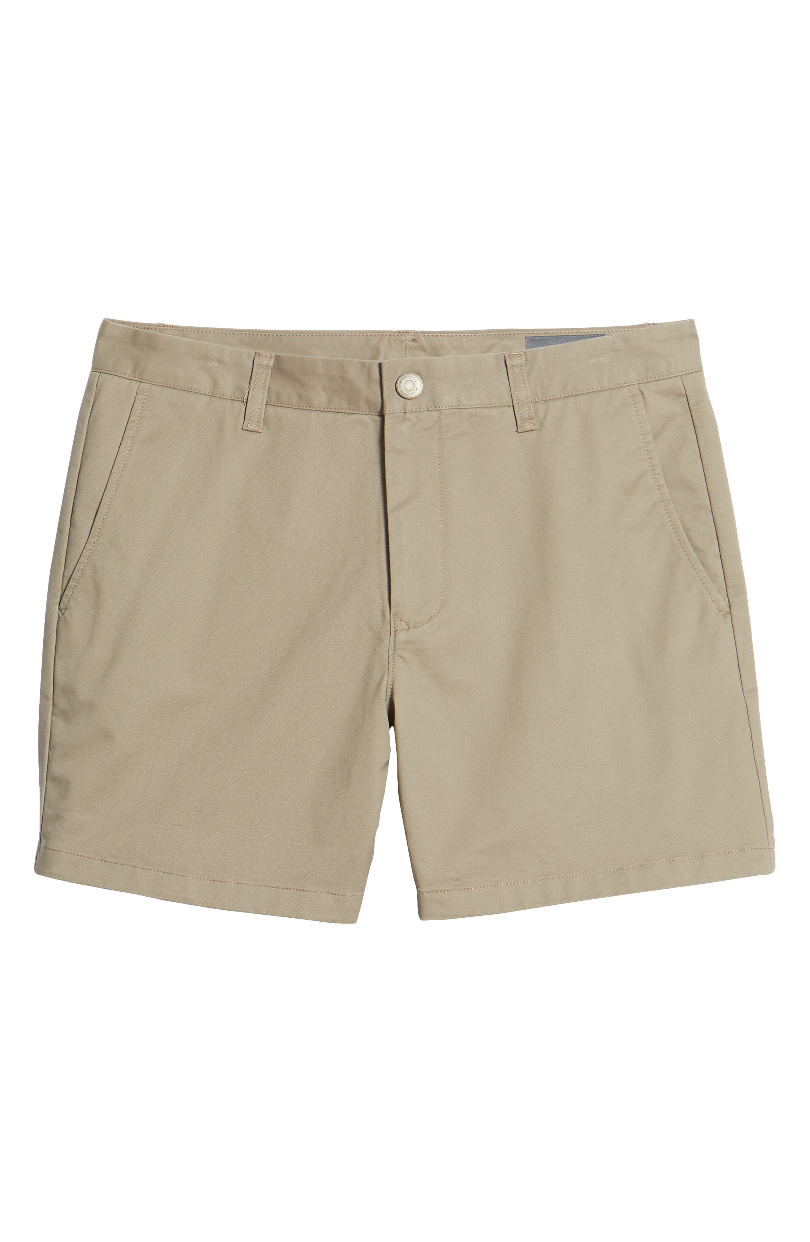 Bonobos Stretch Washed Chino 5-Inch Shorts