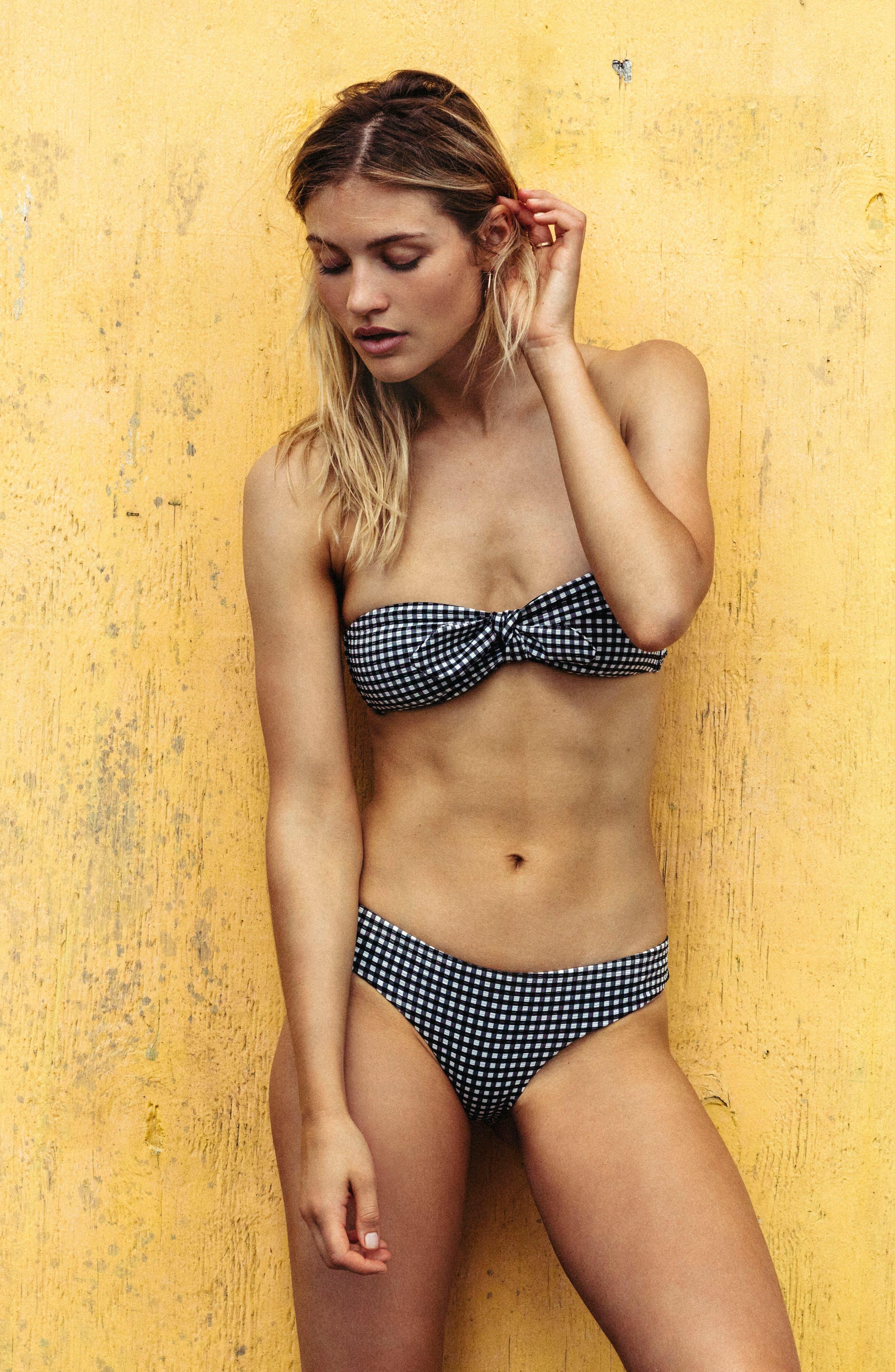 Surf Check Tropic Bikini Bottoms,                             Alternate thumbnail 3, color,