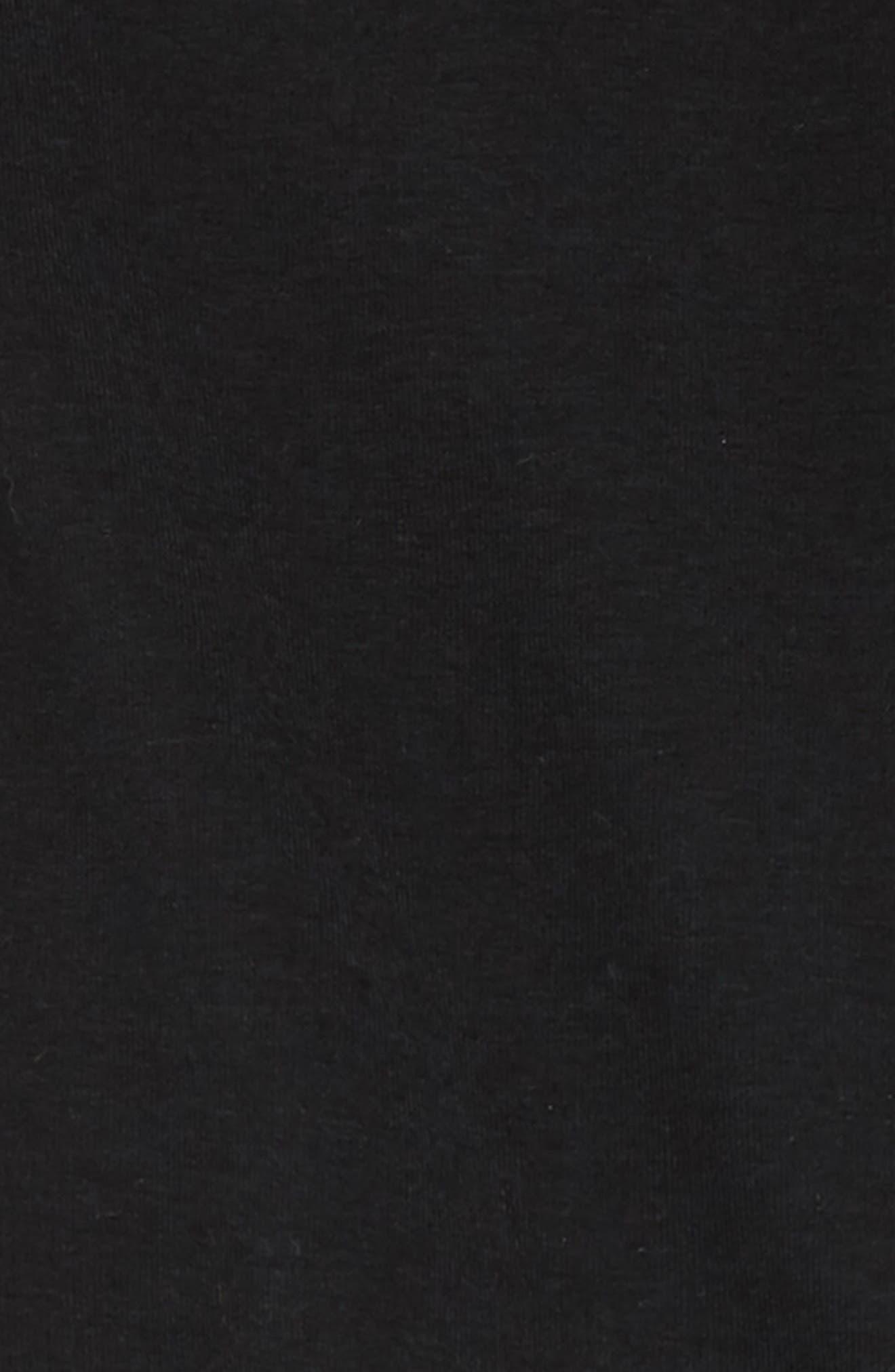 Pants,                             Alternate thumbnail 2, color,                             Black