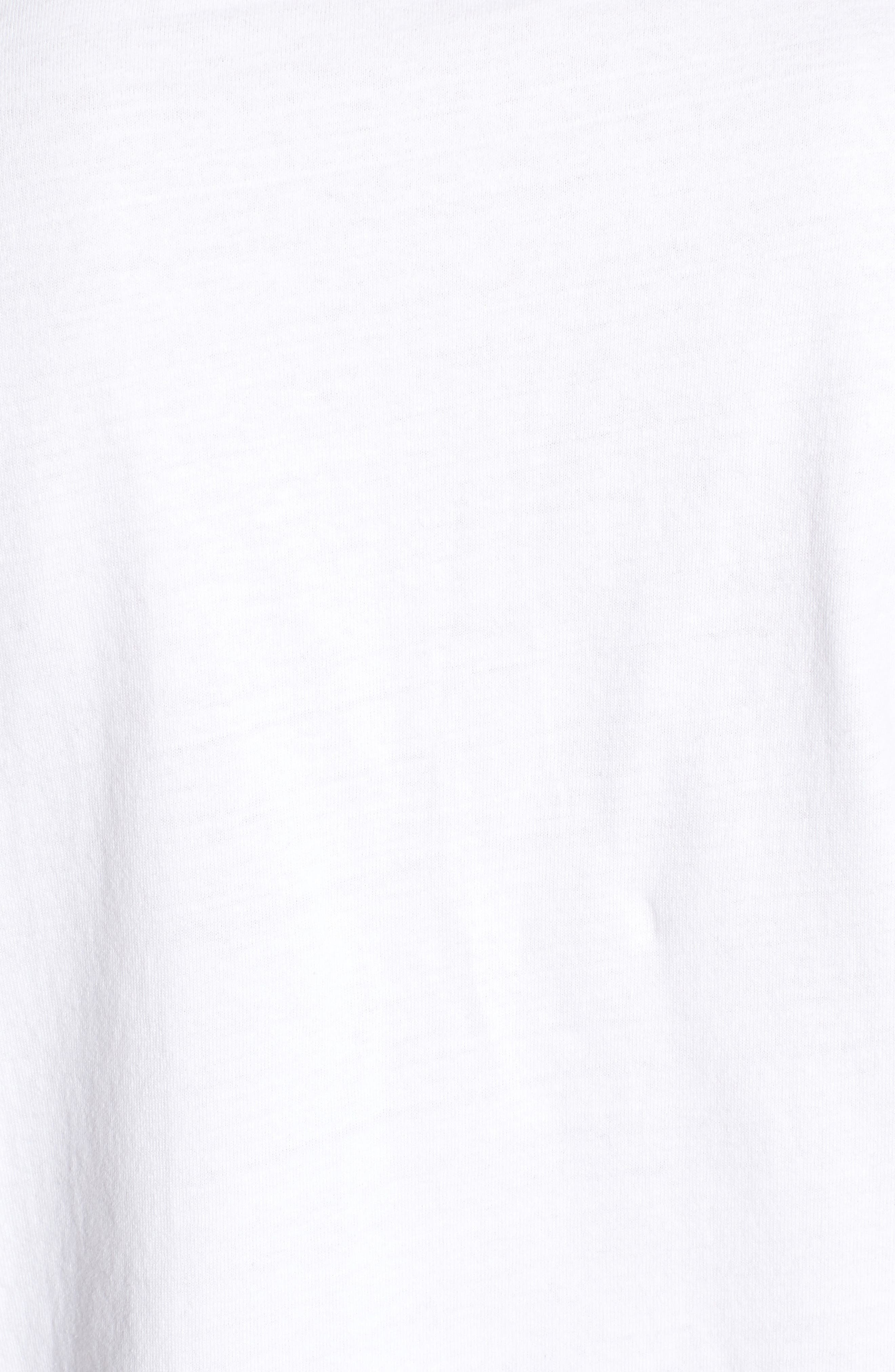 Help Me Embellished Graphic Tee,                             Alternate thumbnail 4, color,                             White