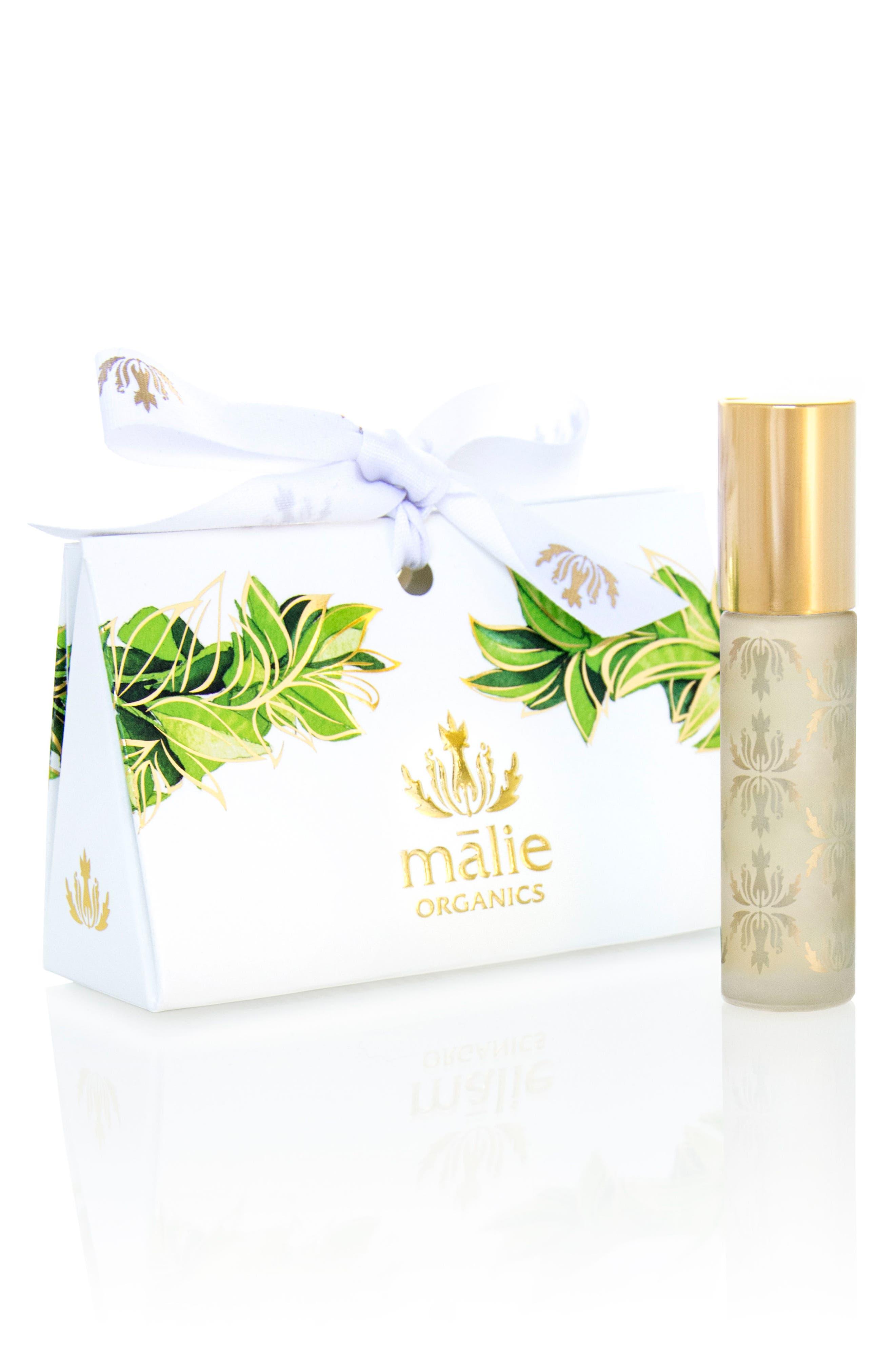 Malie Organics Koke'e Organic Roll-On Perfume Oil
