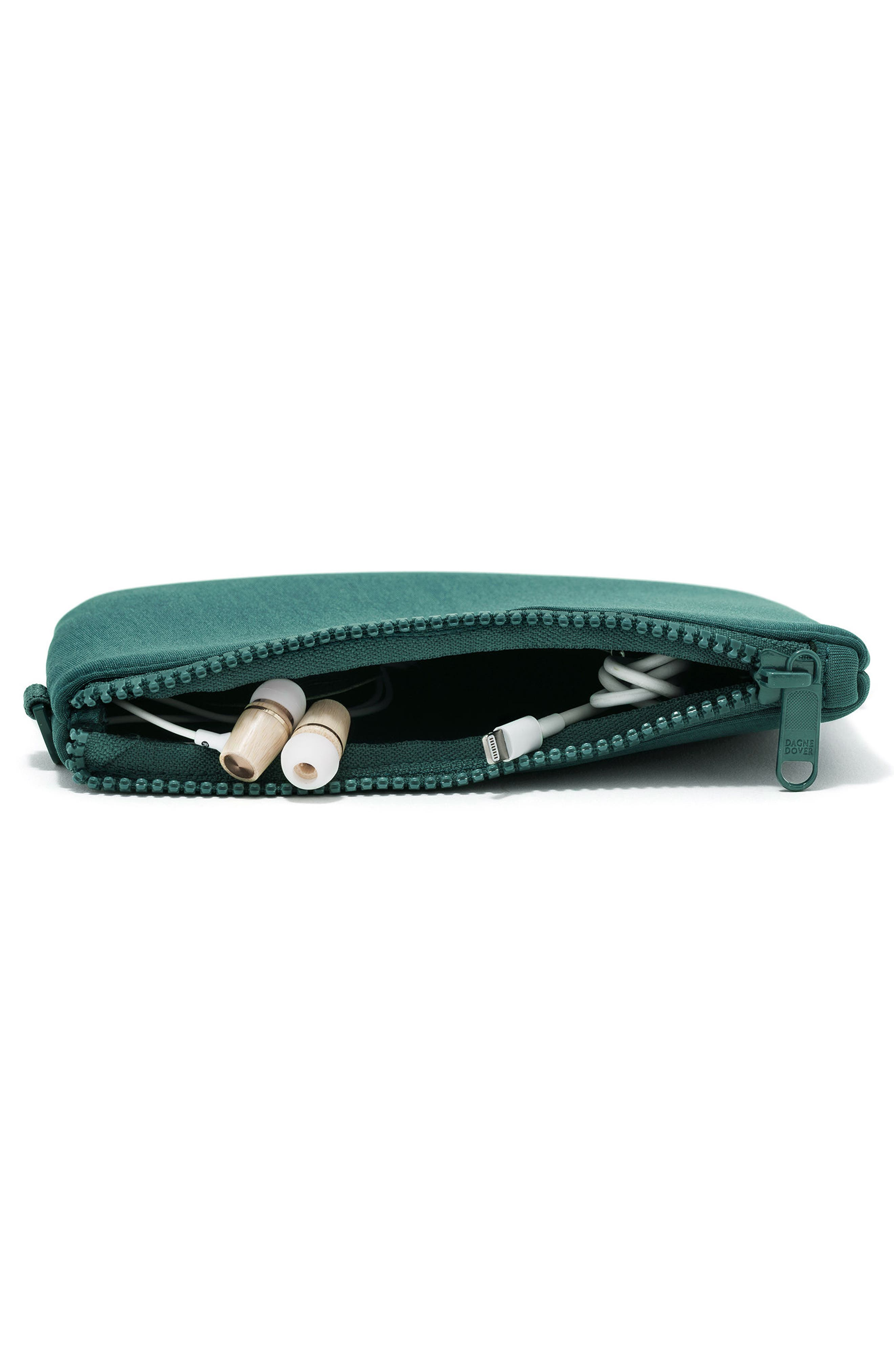 Scout Small Zip Top Pouch,                             Alternate thumbnail 2, color,                             Palm