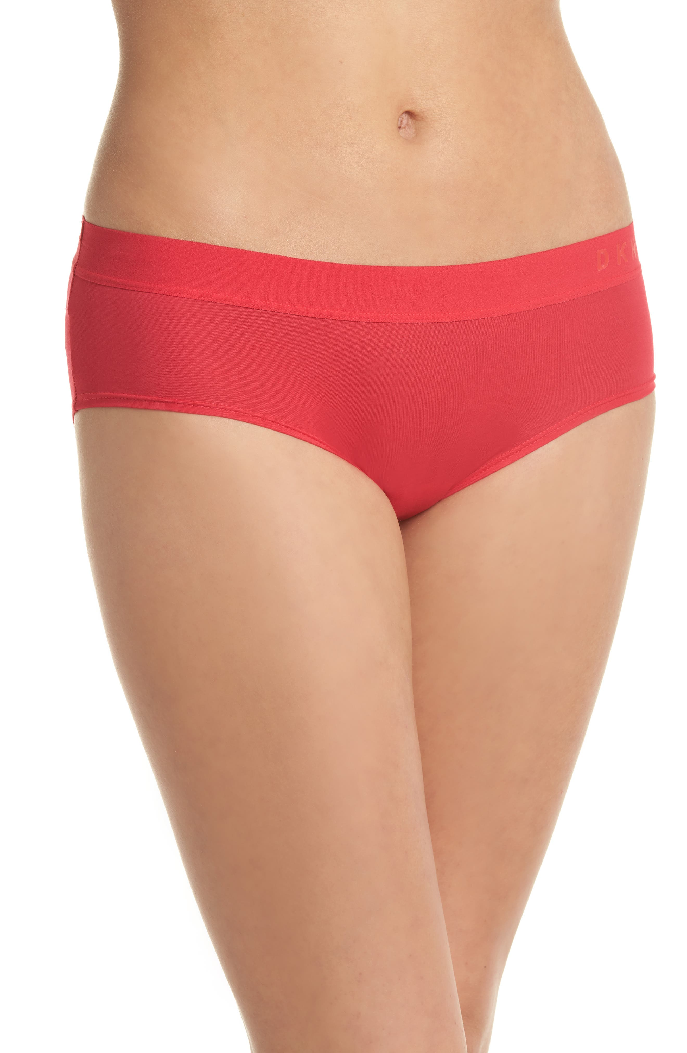 Hipster Panties,                         Main,                         color, Cerise