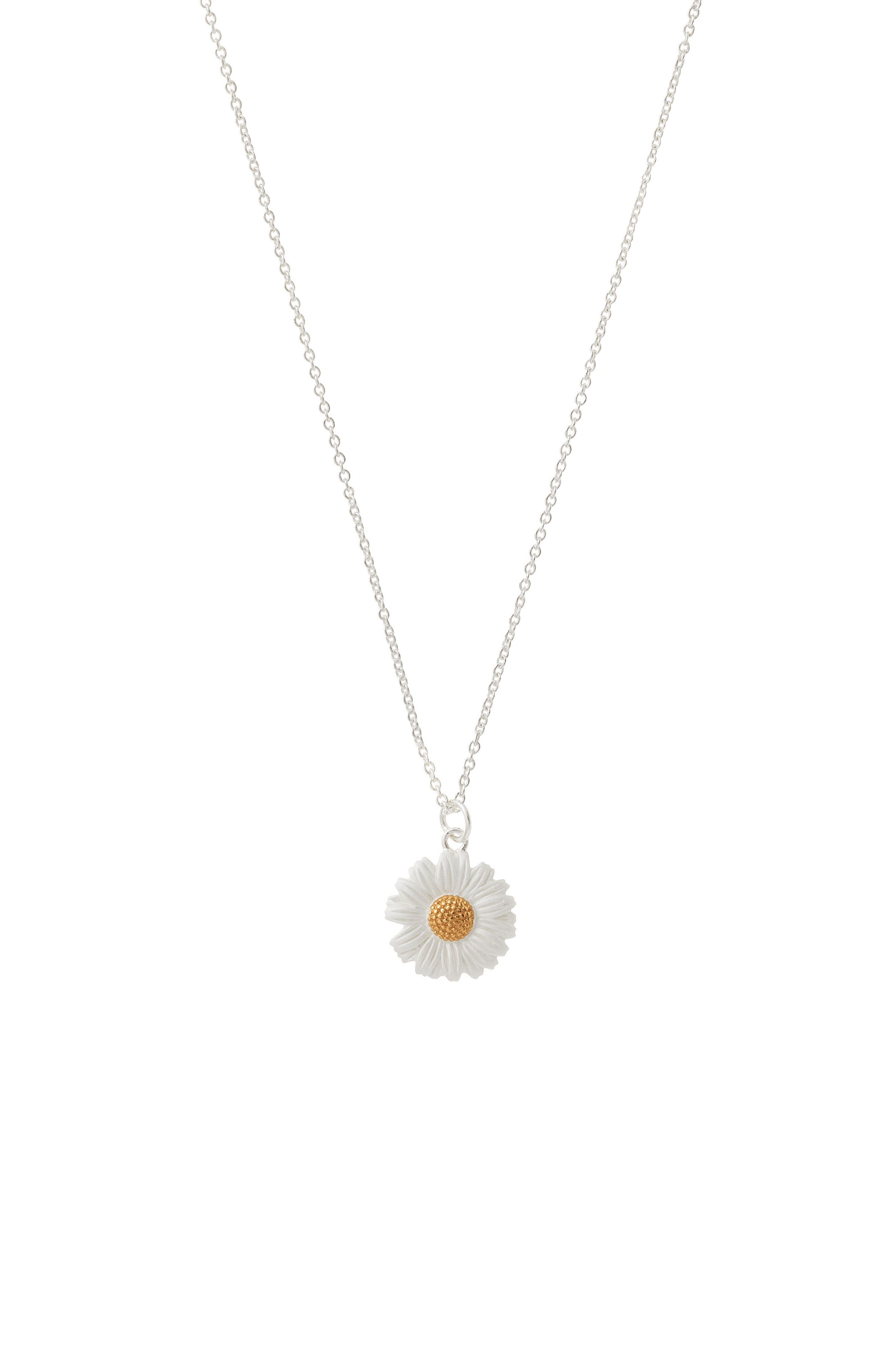 Olivia Burton 3D Daisy Pendant Necklace