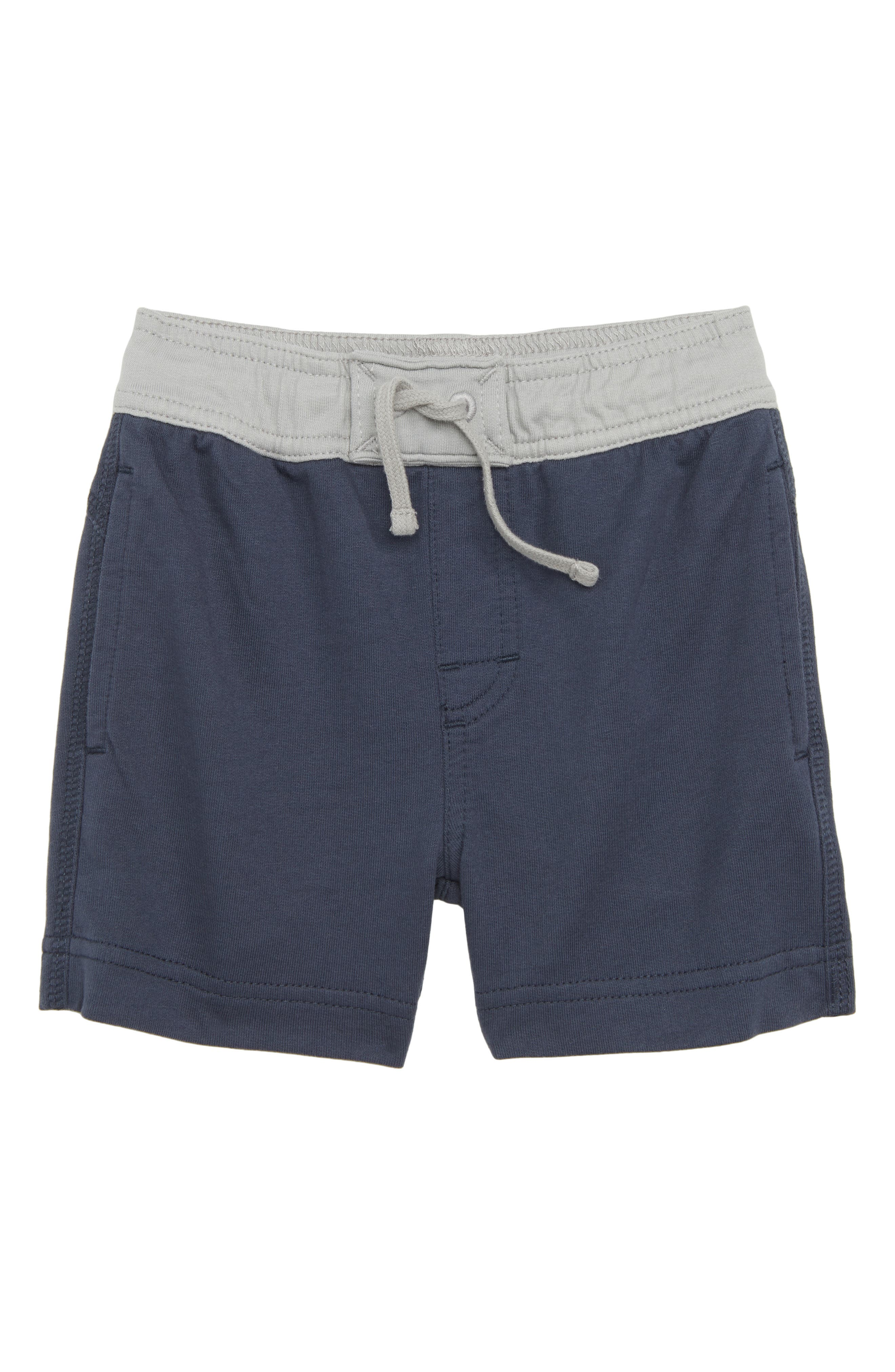Tea Collection Boardies Surf Shorts (Baby Boys)