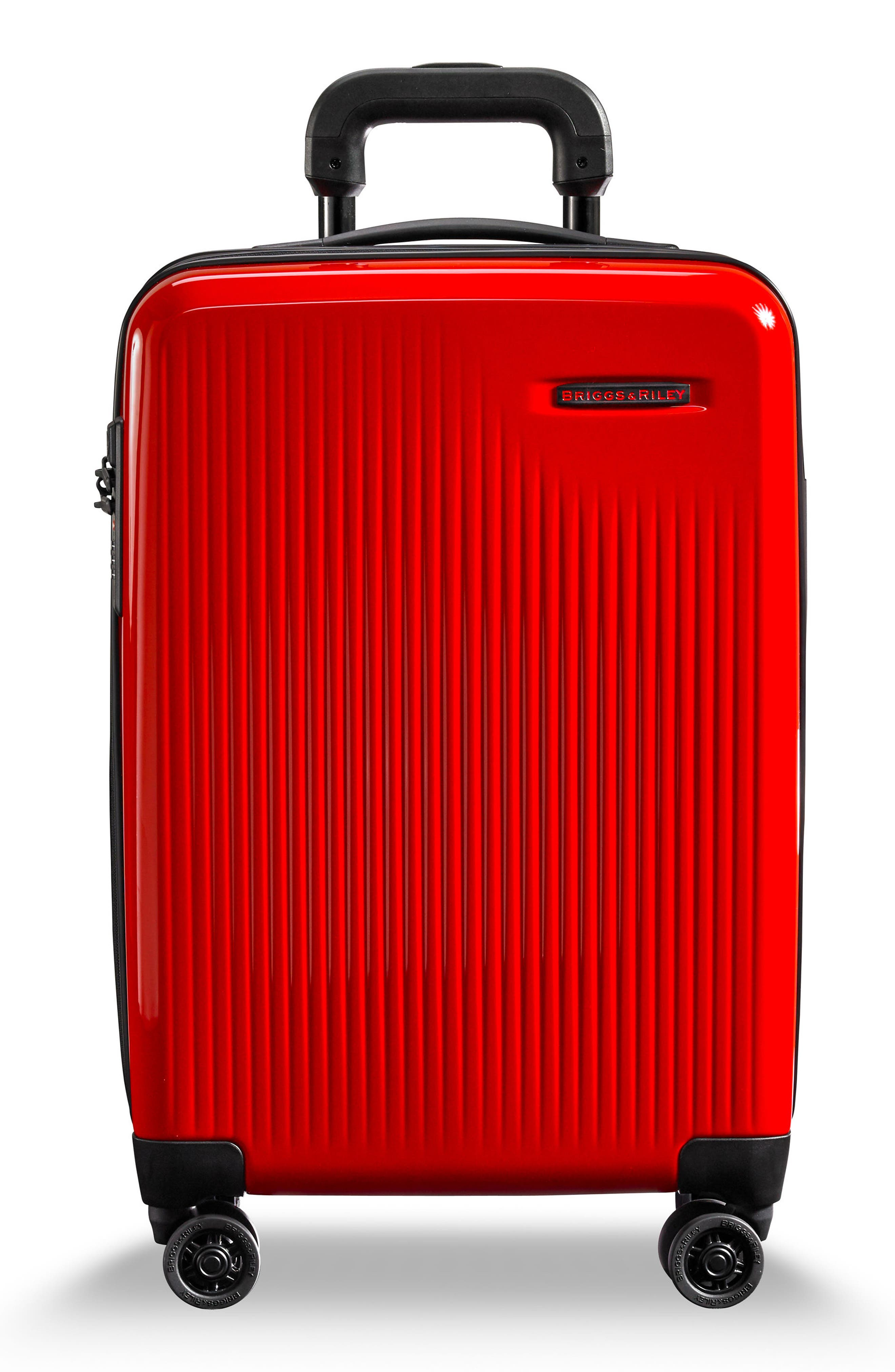 Briggs & Riley Sympatico 21-Inch Expandable Wheeled Carry-On