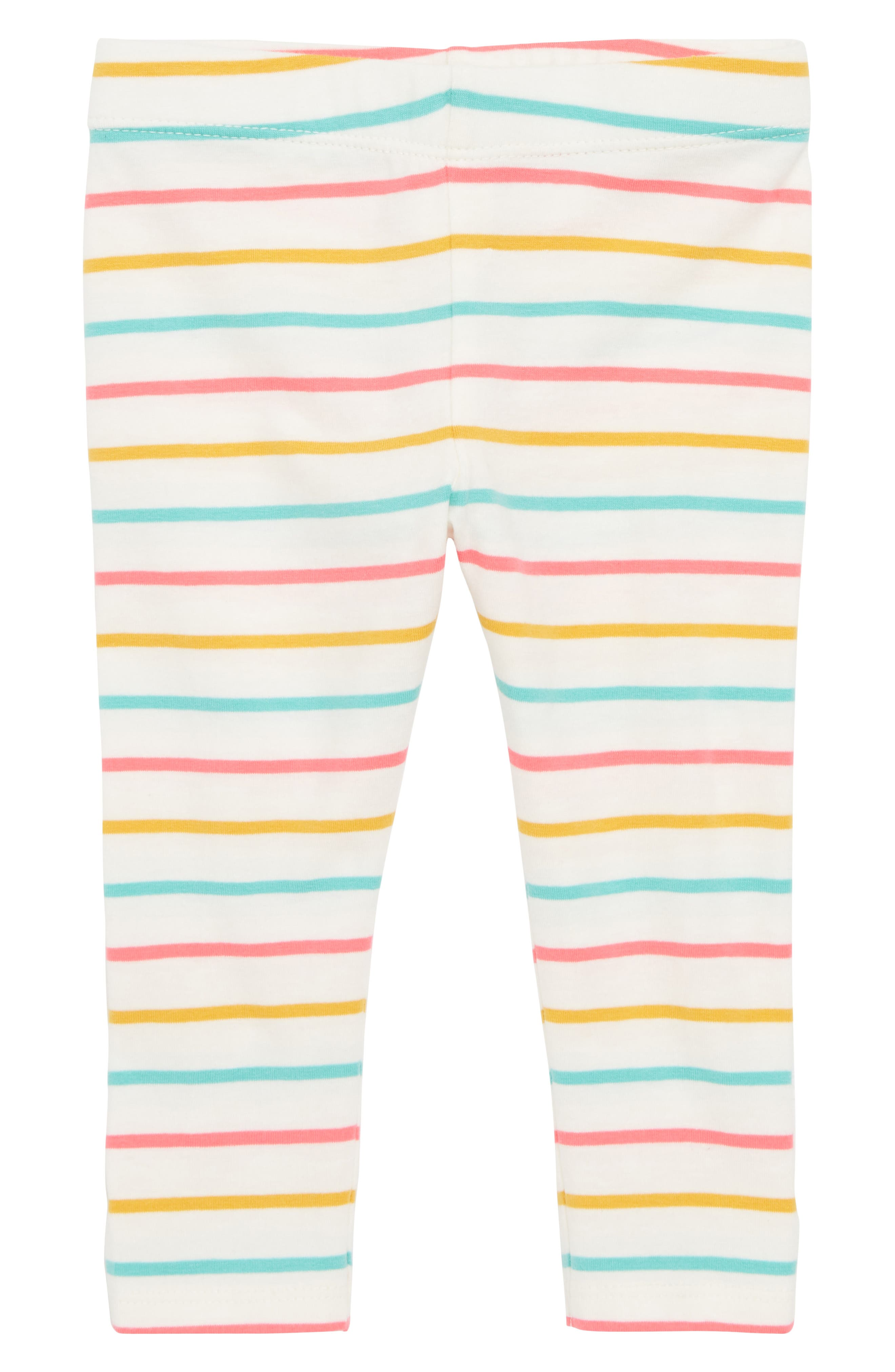 Stripe Leggings,                             Main thumbnail 1, color,                             Ivory Egret Multi Stripe