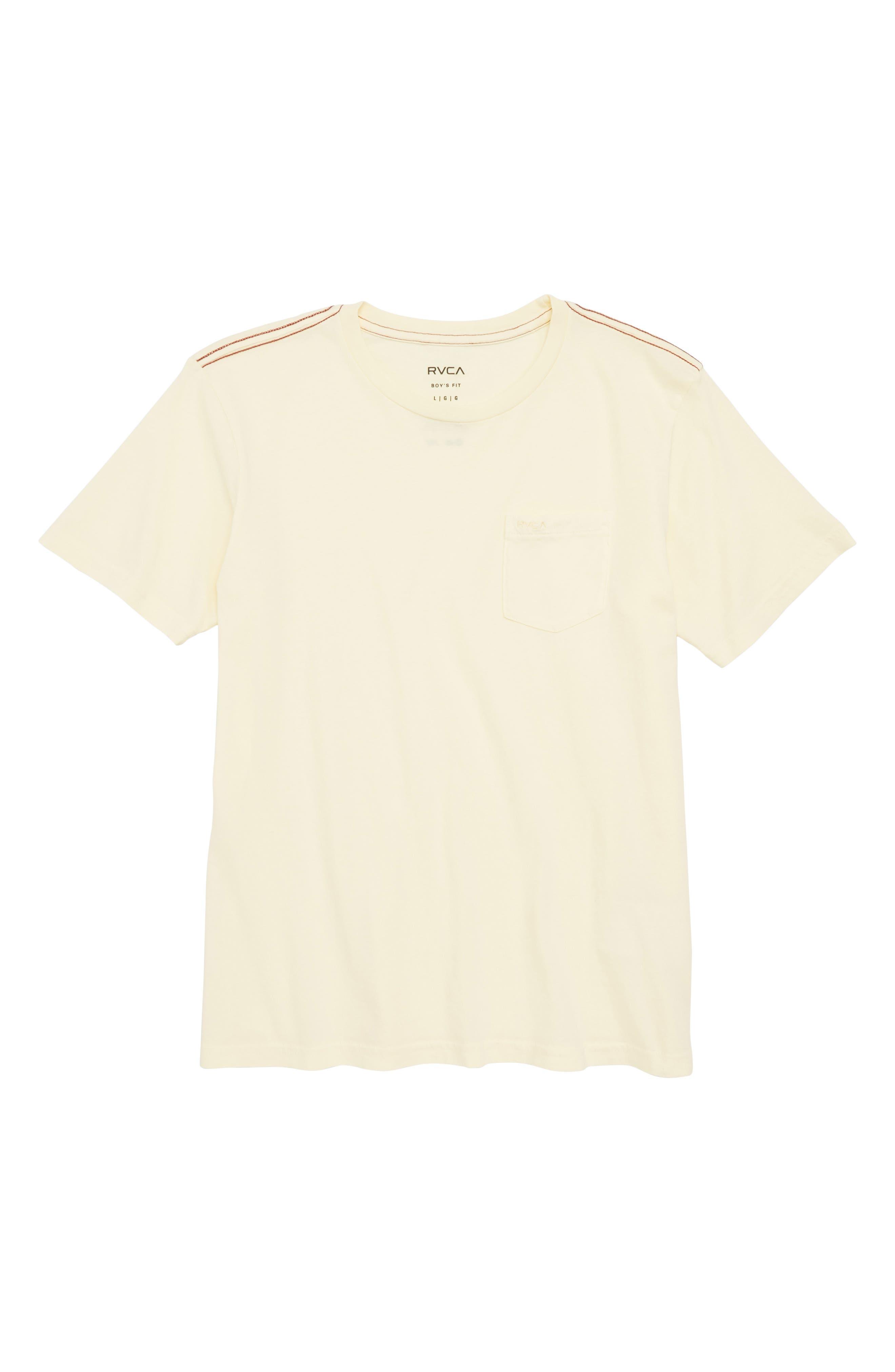 RVCA Pigment T-Shirt (Big Boys)