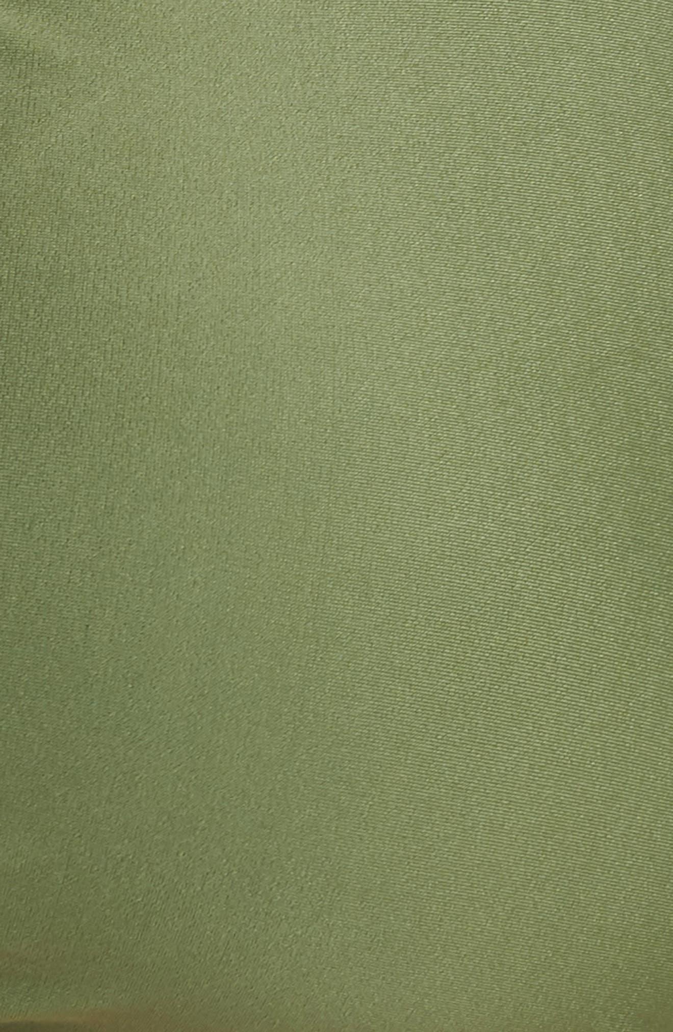 Enchanted Bralette,                             Alternate thumbnail 8, color,                             Moss