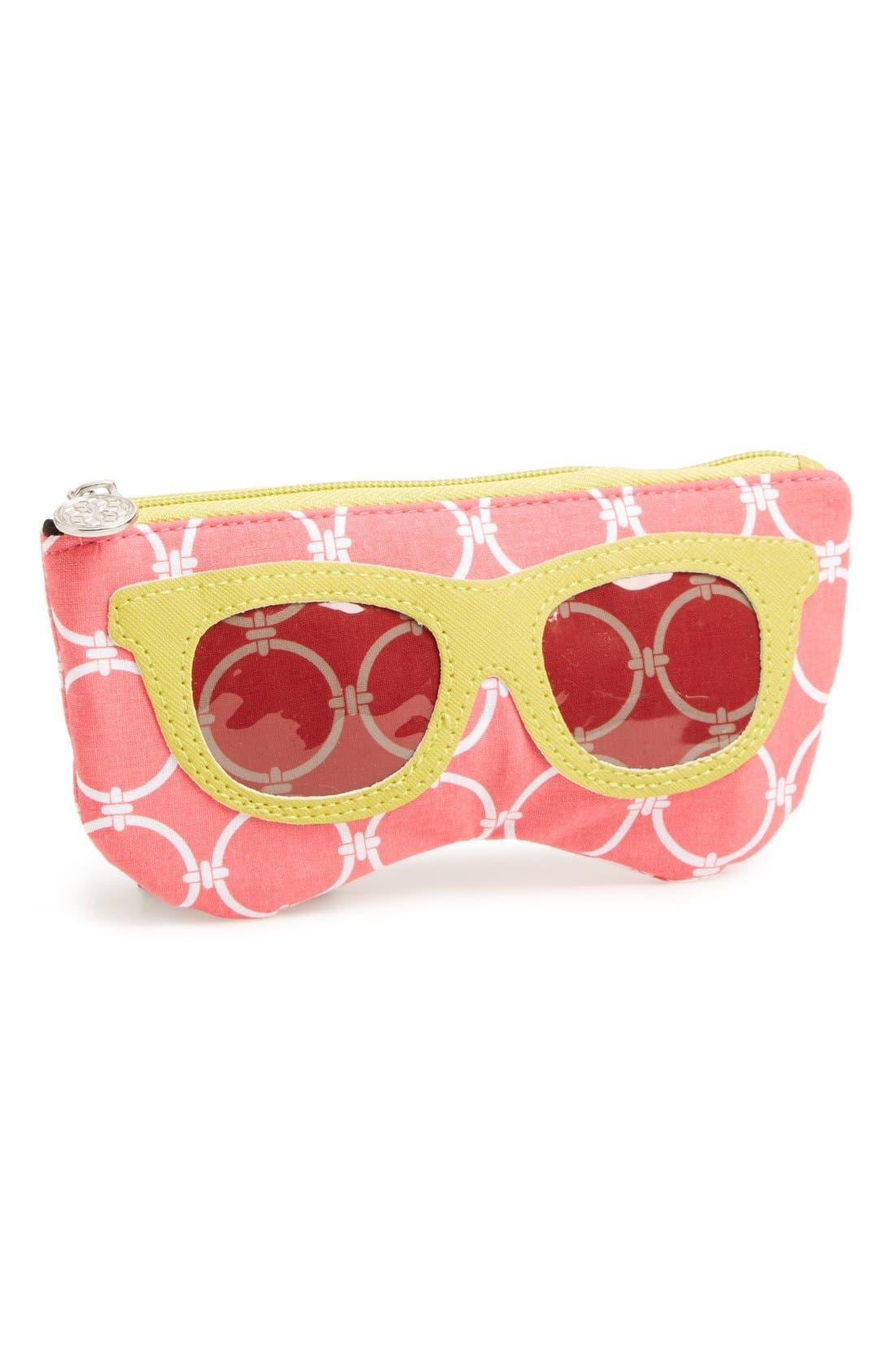 Alternate Image 1 Selected - Tri-Coastal Design Sunglasses Case