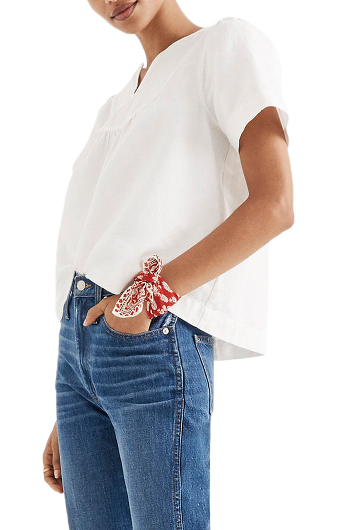 Popover Swing Top,                             Main thumbnail 1, color,                             Pure White