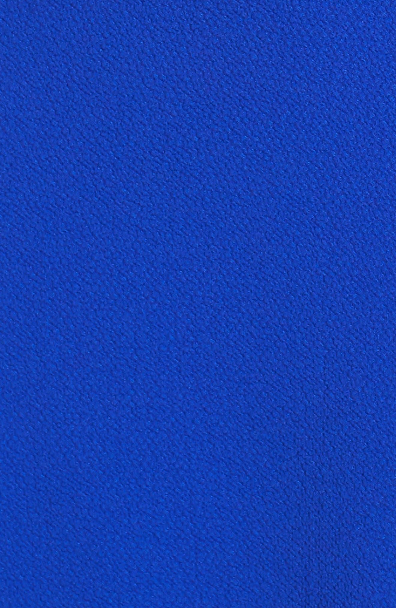 Rocco Maxi Romper,                             Alternate thumbnail 6, color,                             Royal Blue Pebble
